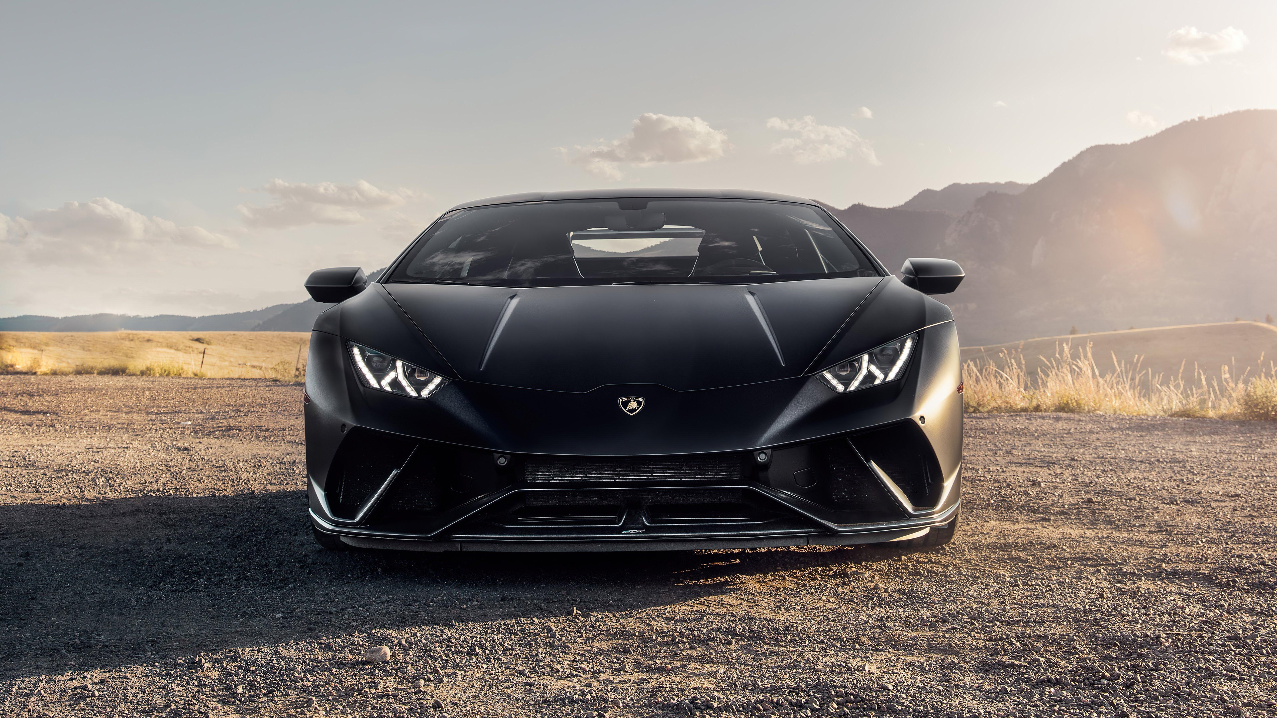 Fondos de pantalla Lamborghini Huracan Performante