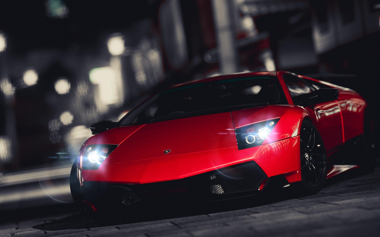 Wallpaper Lamborghini Murcielago