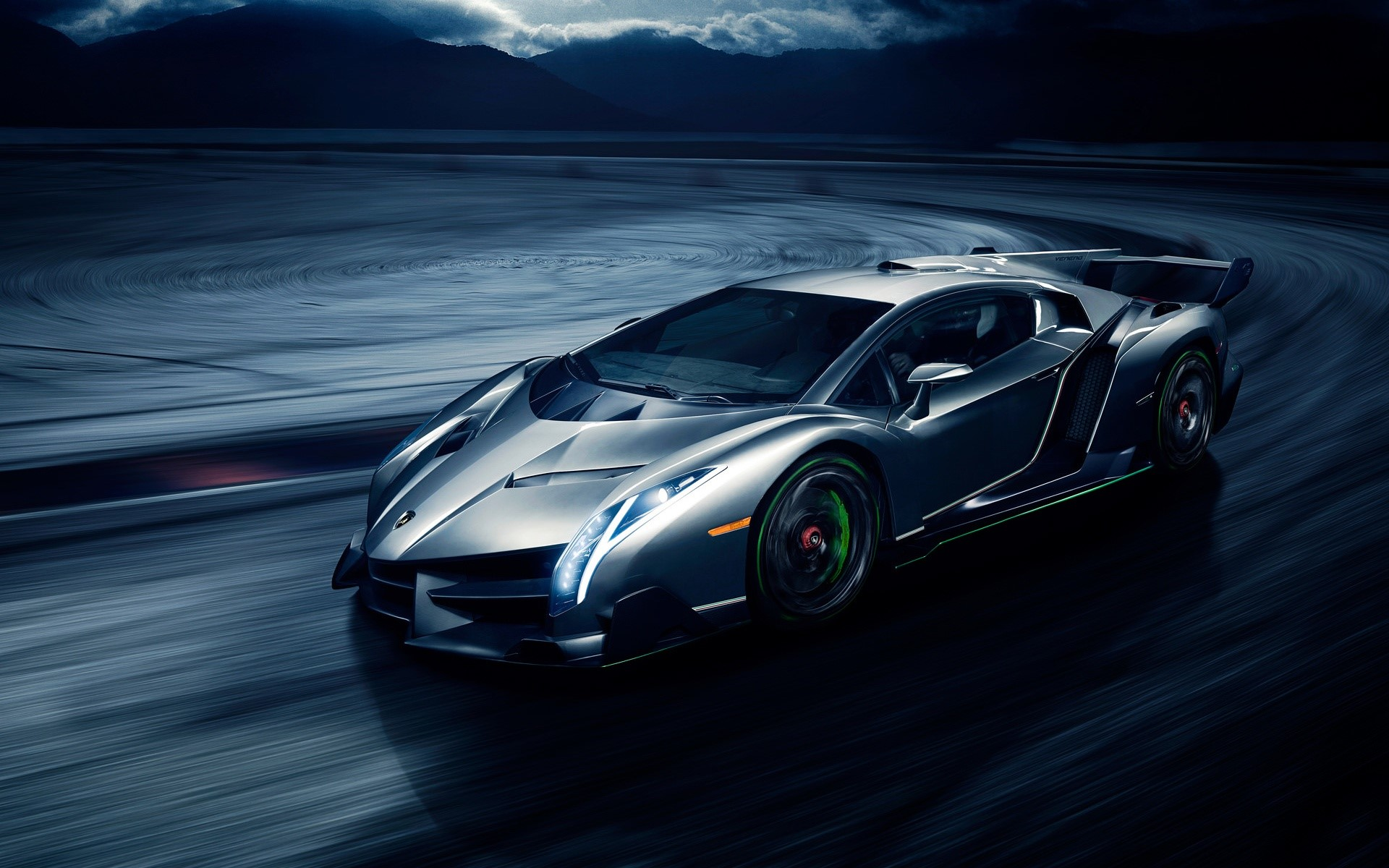Wallpaper Lamborghini Veneno Supercar Images