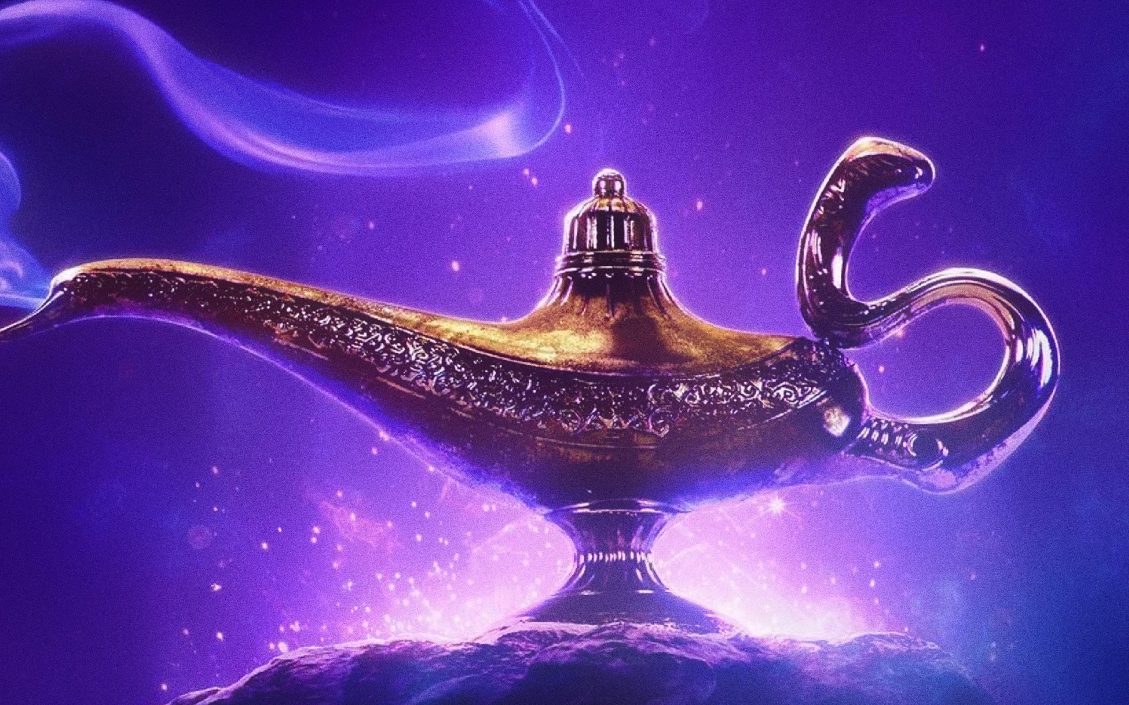 Fondos de pantalla Lampara de Aladin