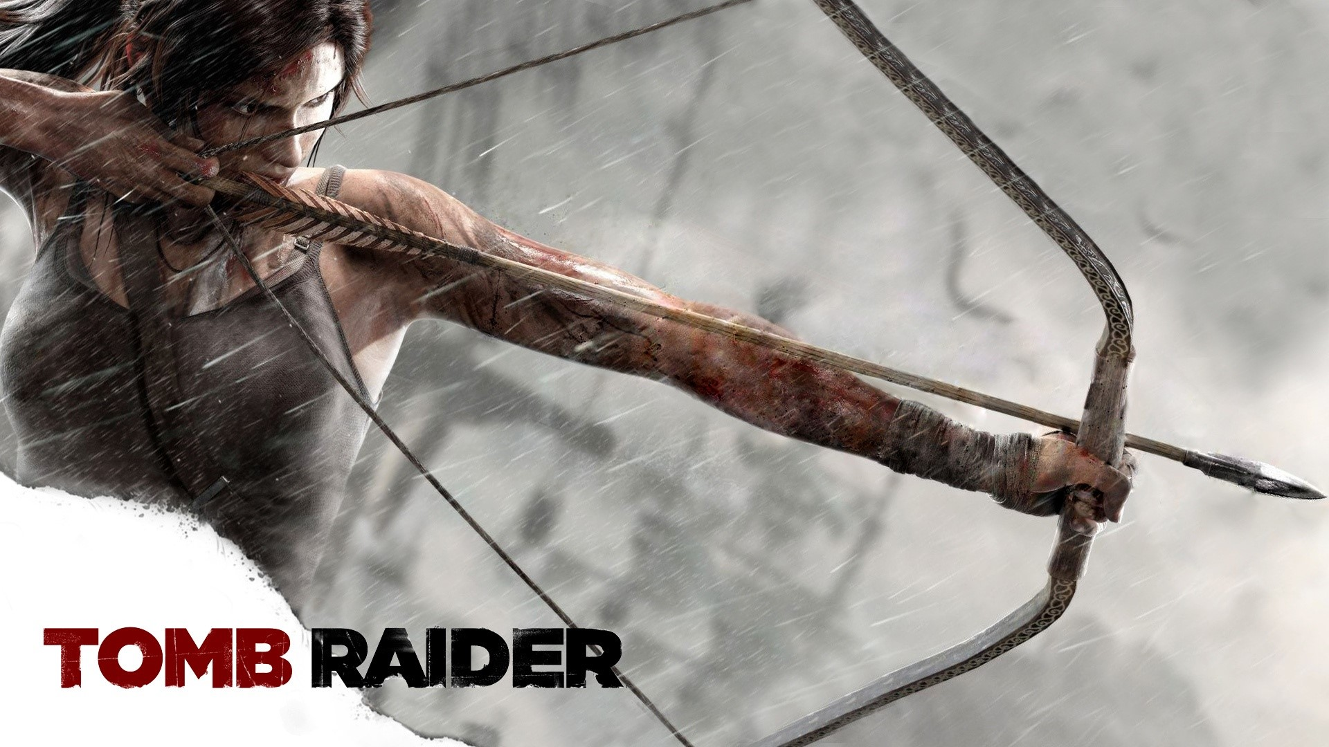 Wallpaper Lara Croft Tom Raider