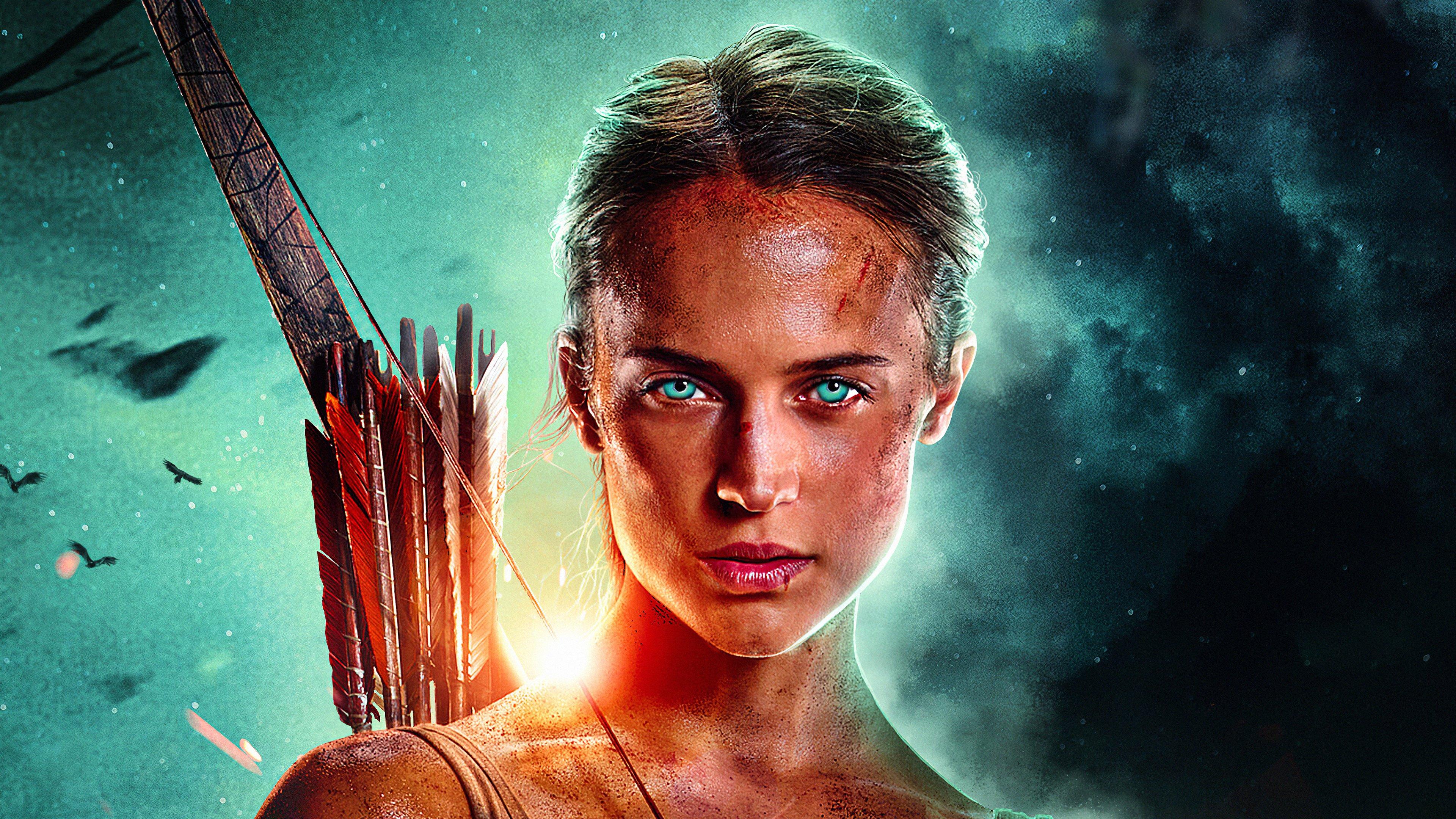 Wallpaper Lara Croft: Tomb Raider