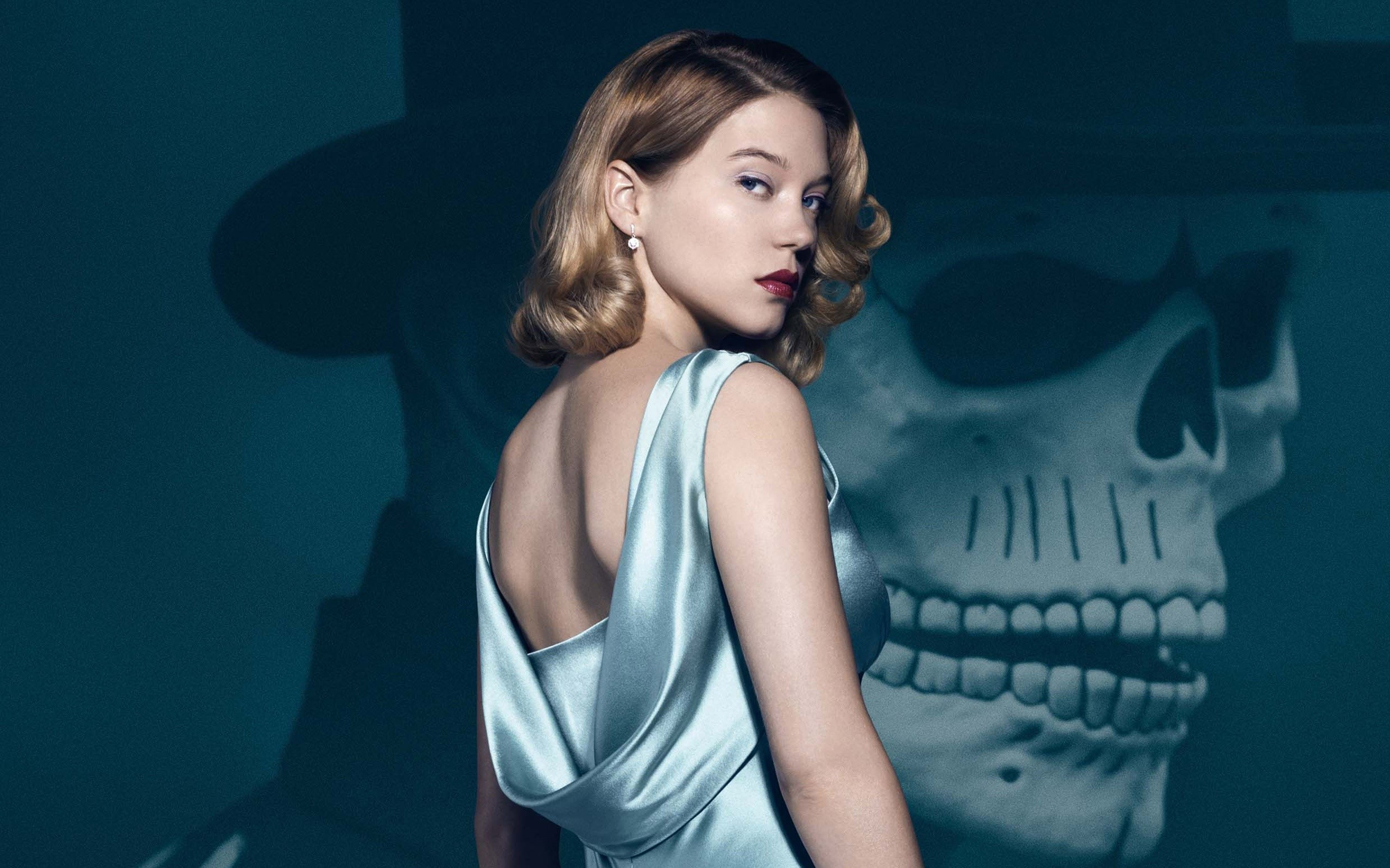 Wallpaper Lea Seydoux in Specter