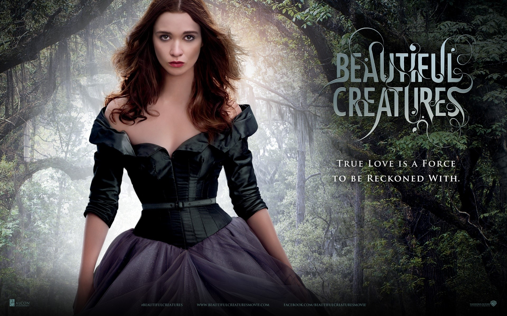 Wallpaper Lena Duchannes in Beautiful Creatures