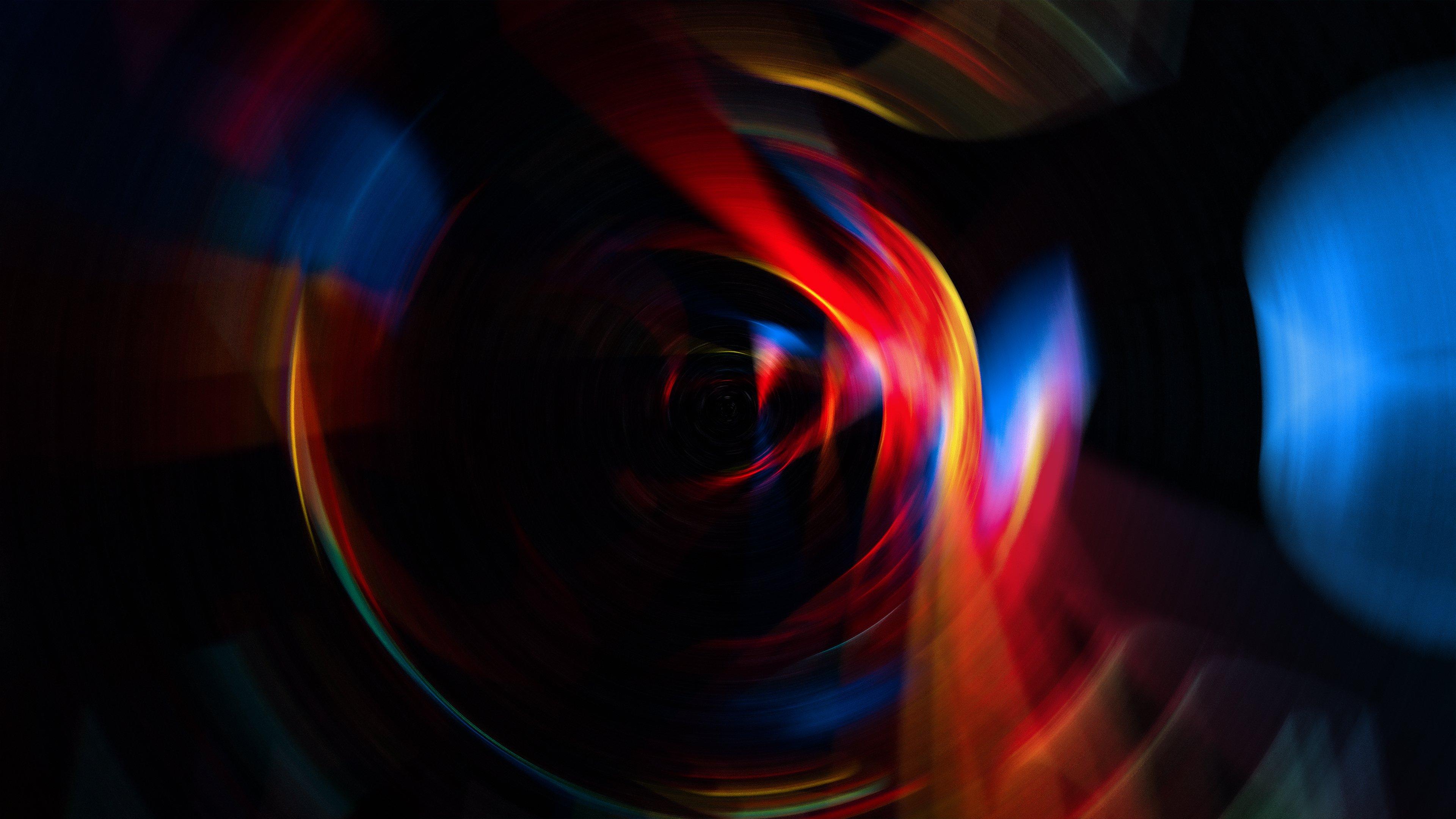 Fondos de pantalla Lente de cámara Abstracto