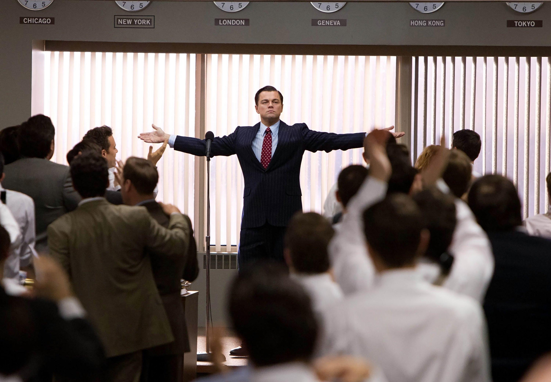 Fondos de pantalla Leonardo DiCaprio en El lobo de Wall Street