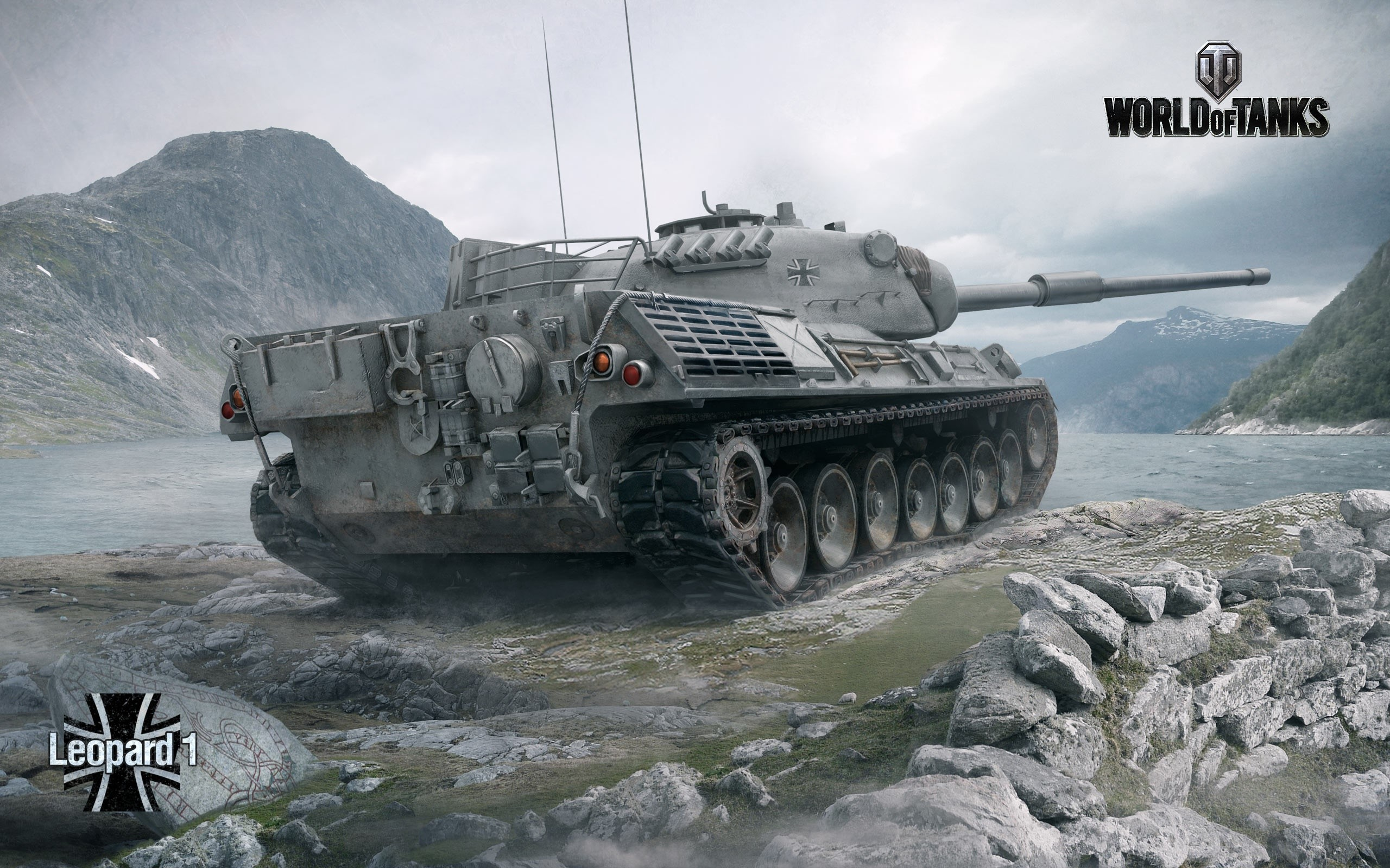 Leopard 1 World Of Tank Fondo De Pantalla 2k Quad Hd Id861