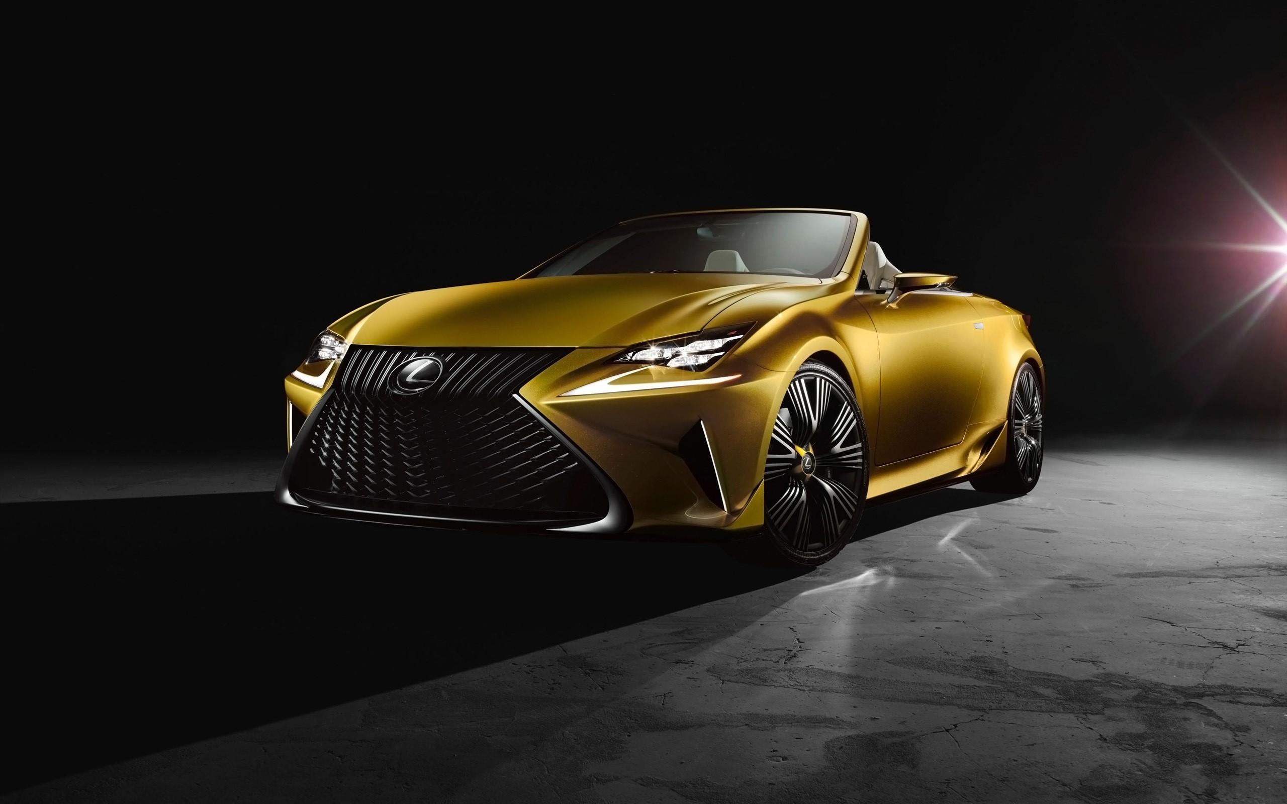 Fondos de pantalla Lexus lF C2 Concept