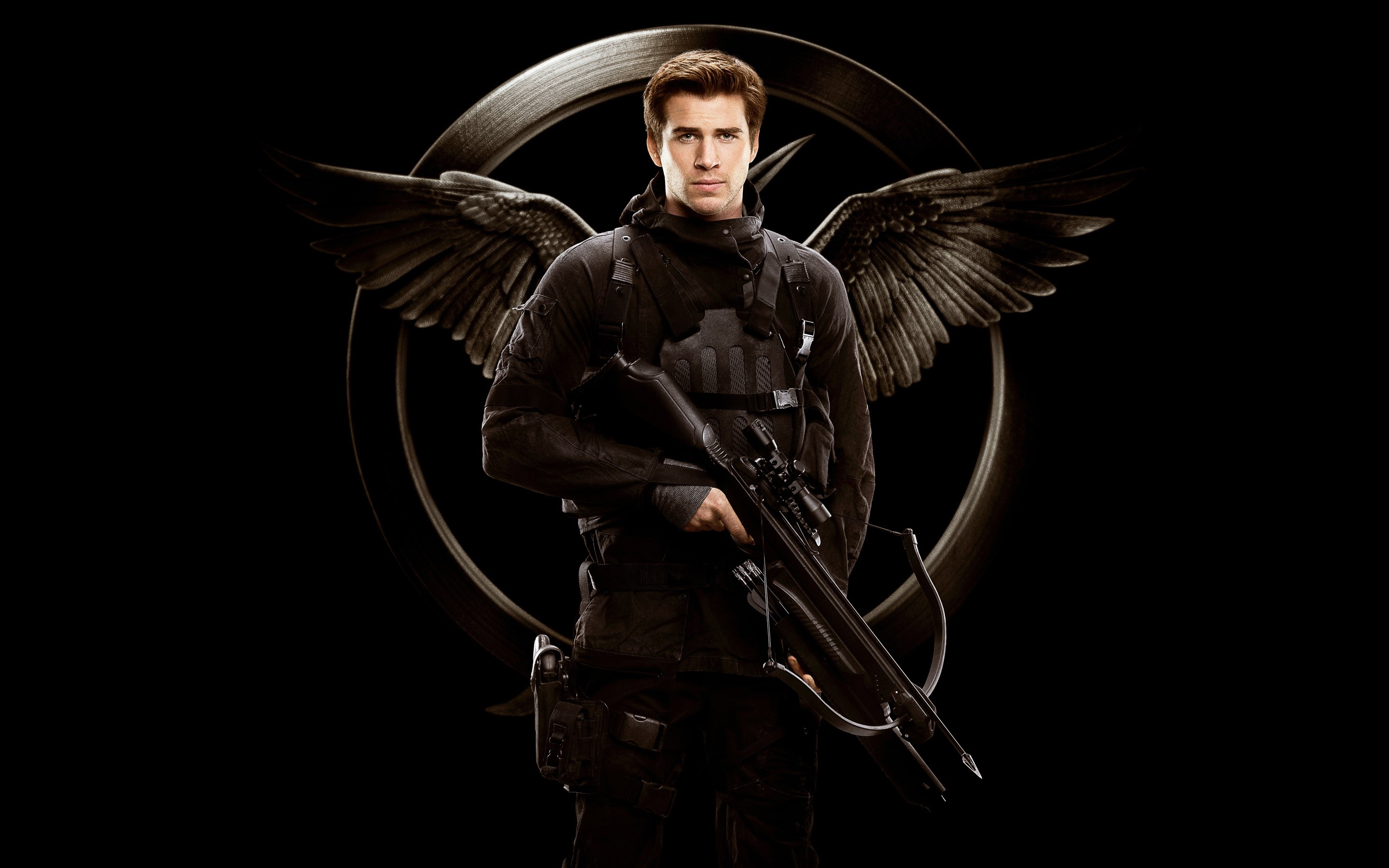 Wallpaper Liam Hemsworth as Gale Hawthorne