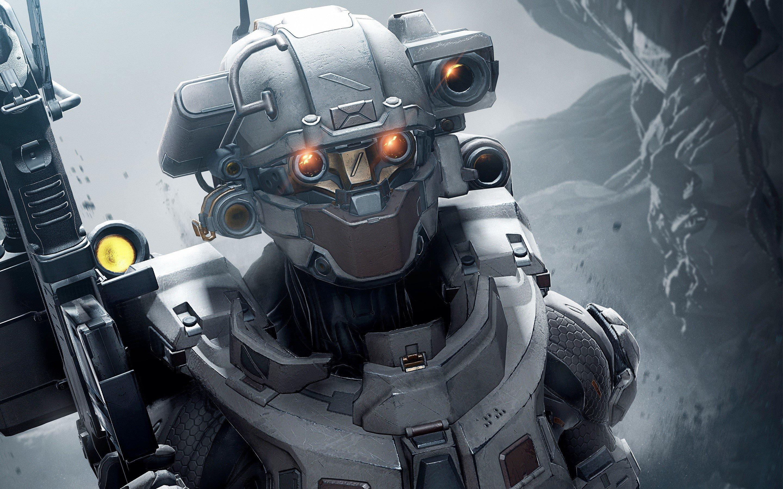 Fondo de pantalla de Linda-058 Halo 5 guardians Imágenes