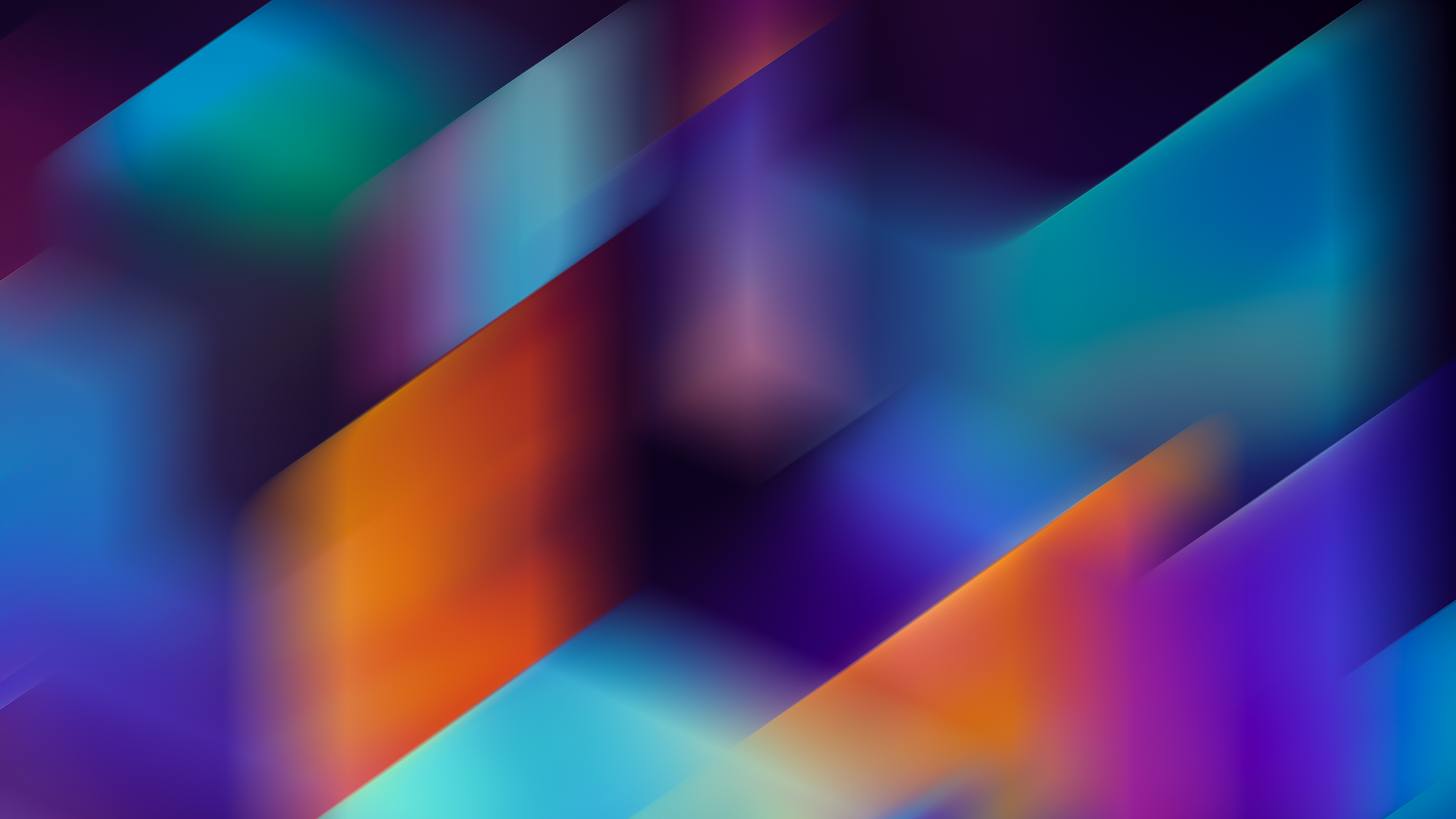 Fondos de pantalla Listones abstractos
