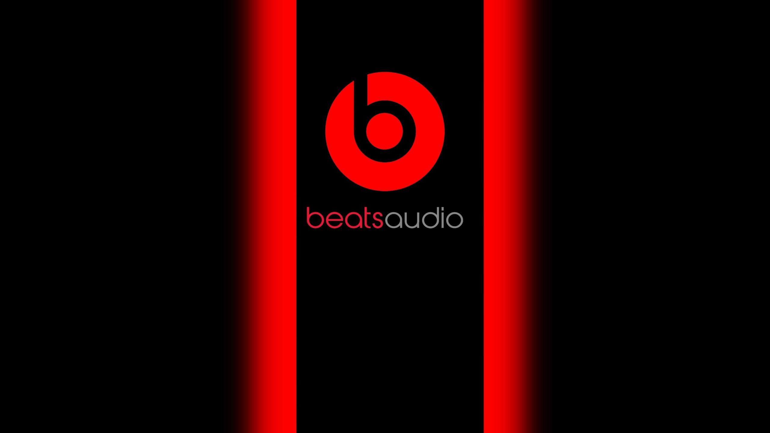 Fondo de pantalla de Logo de Beats Audio Imágenes