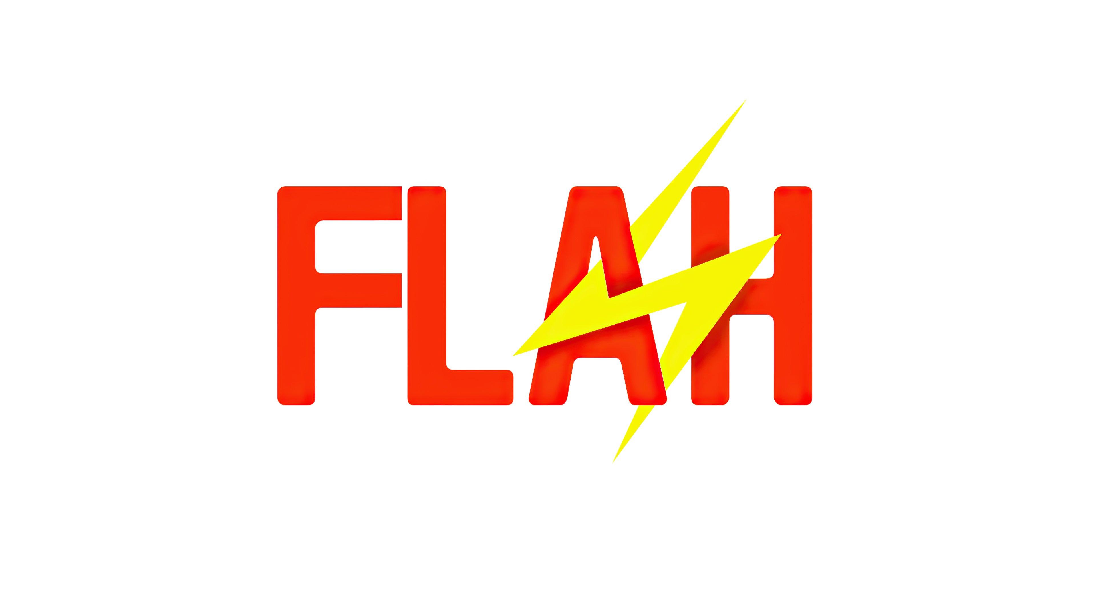 Fondos de pantalla Logo de Flash