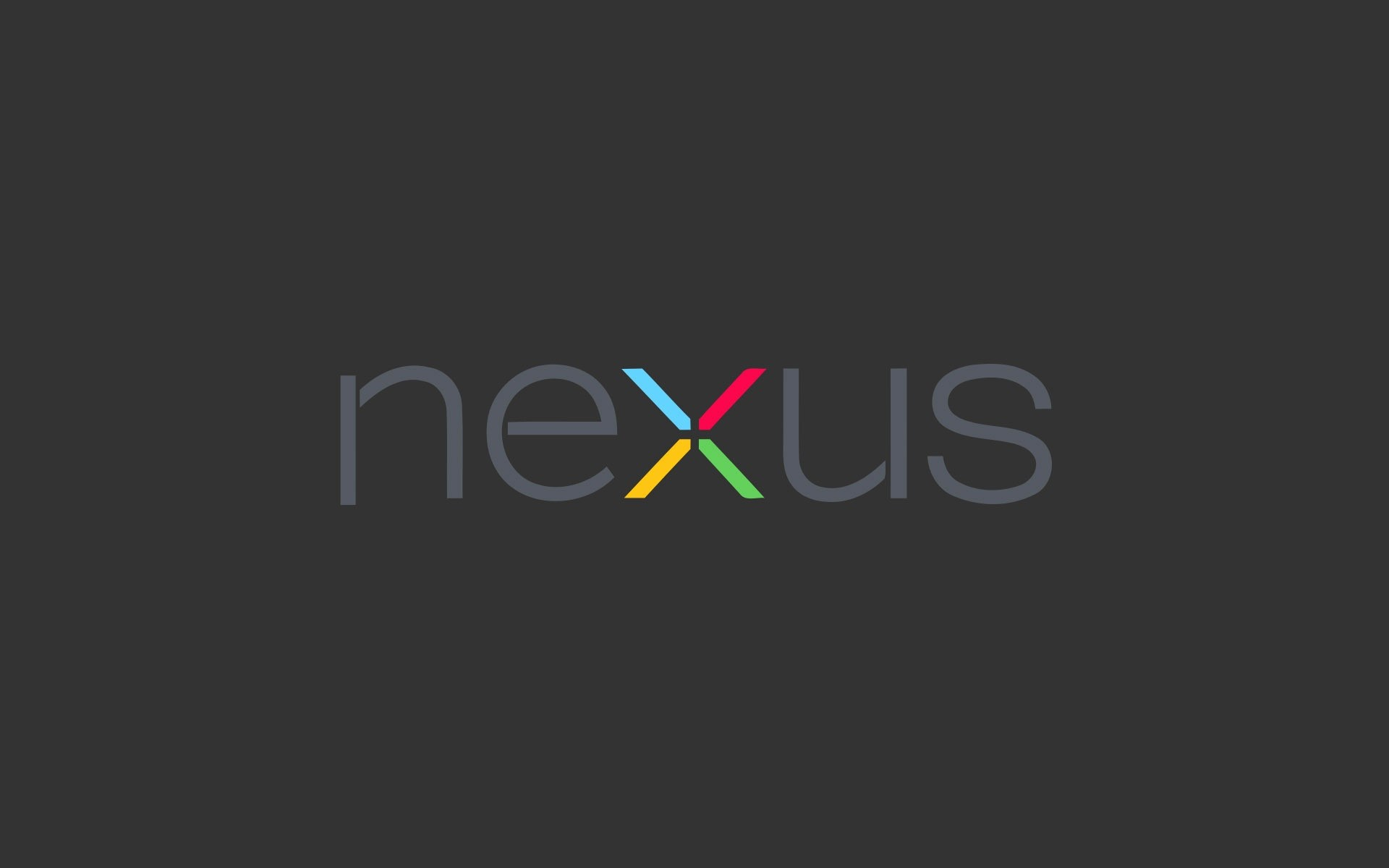 Wallpaper Google Nexus logo