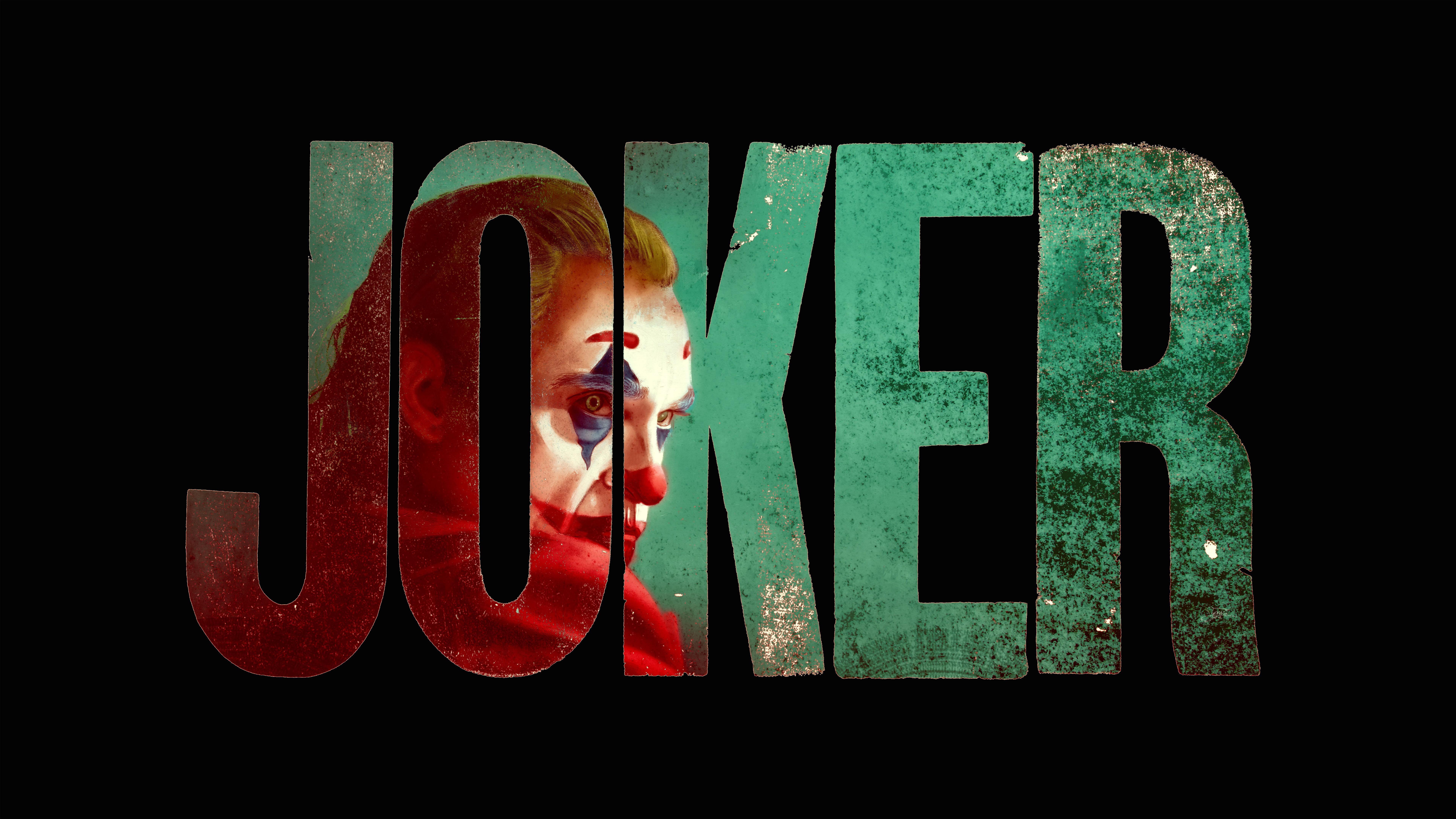 Fondos de pantalla Logo de Joker