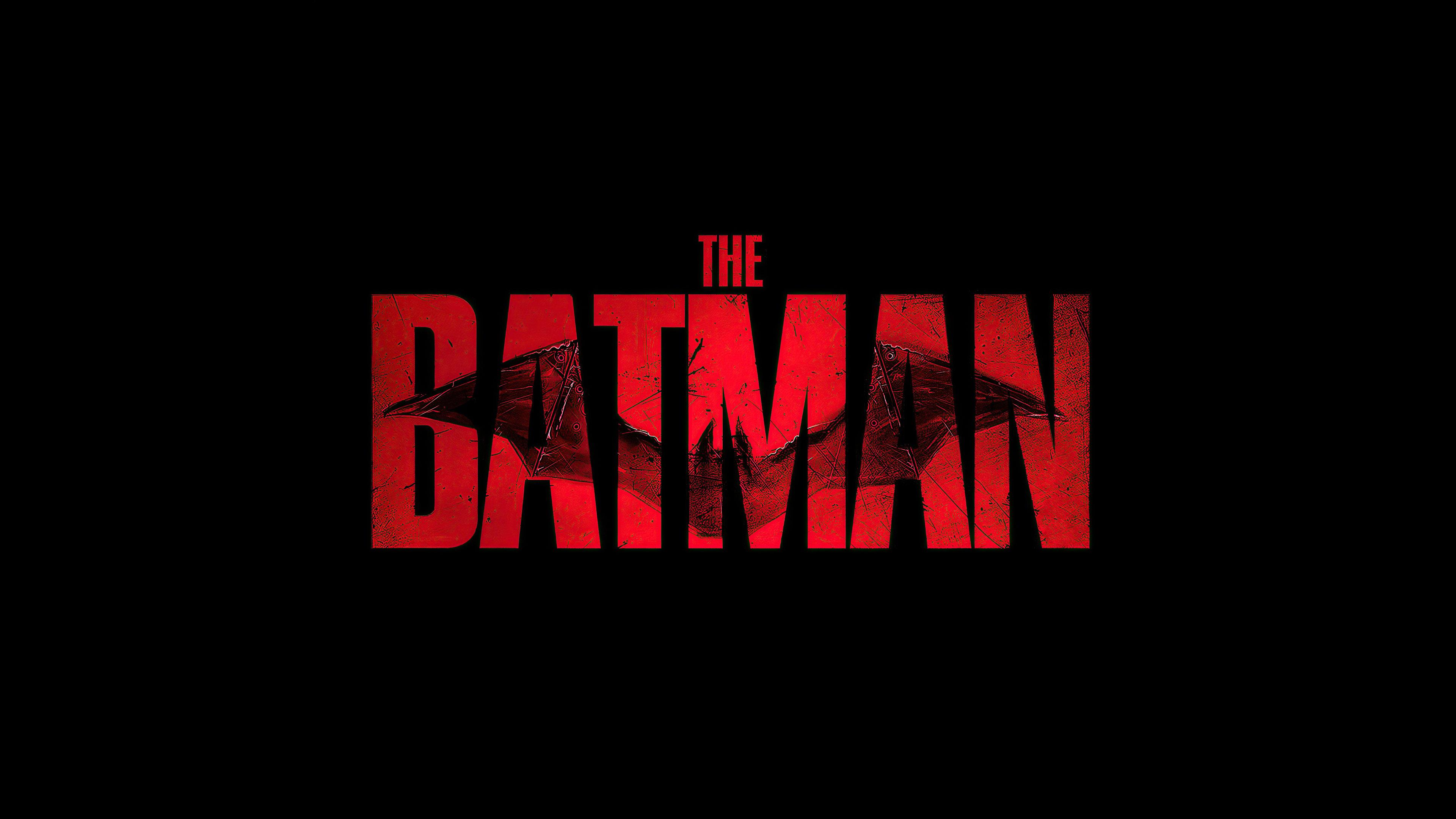 Fondos de pantalla Logo de película The Batman