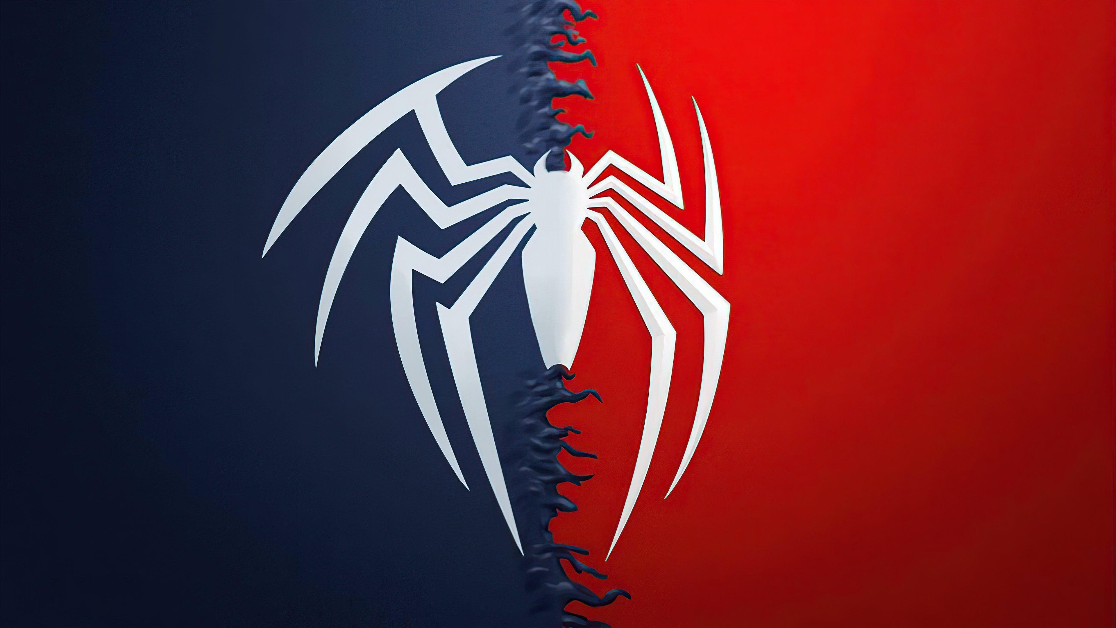 Wallpaper Spiderman Logo