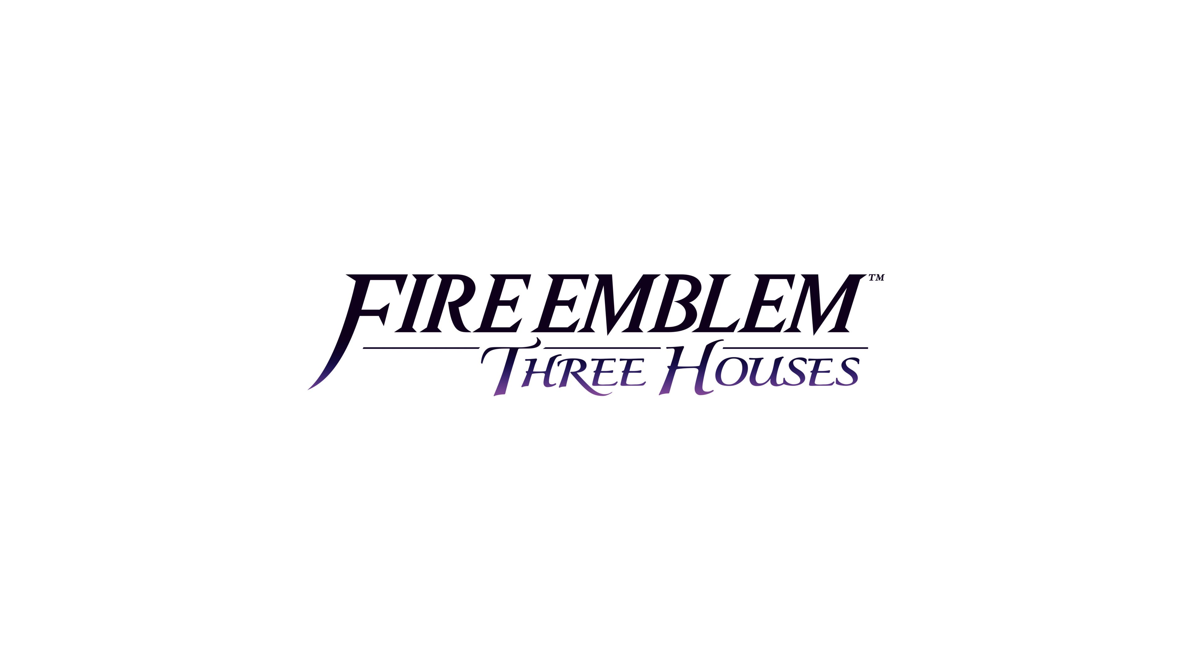 Fondos de pantalla Logo Fire Emblem: Three Houses