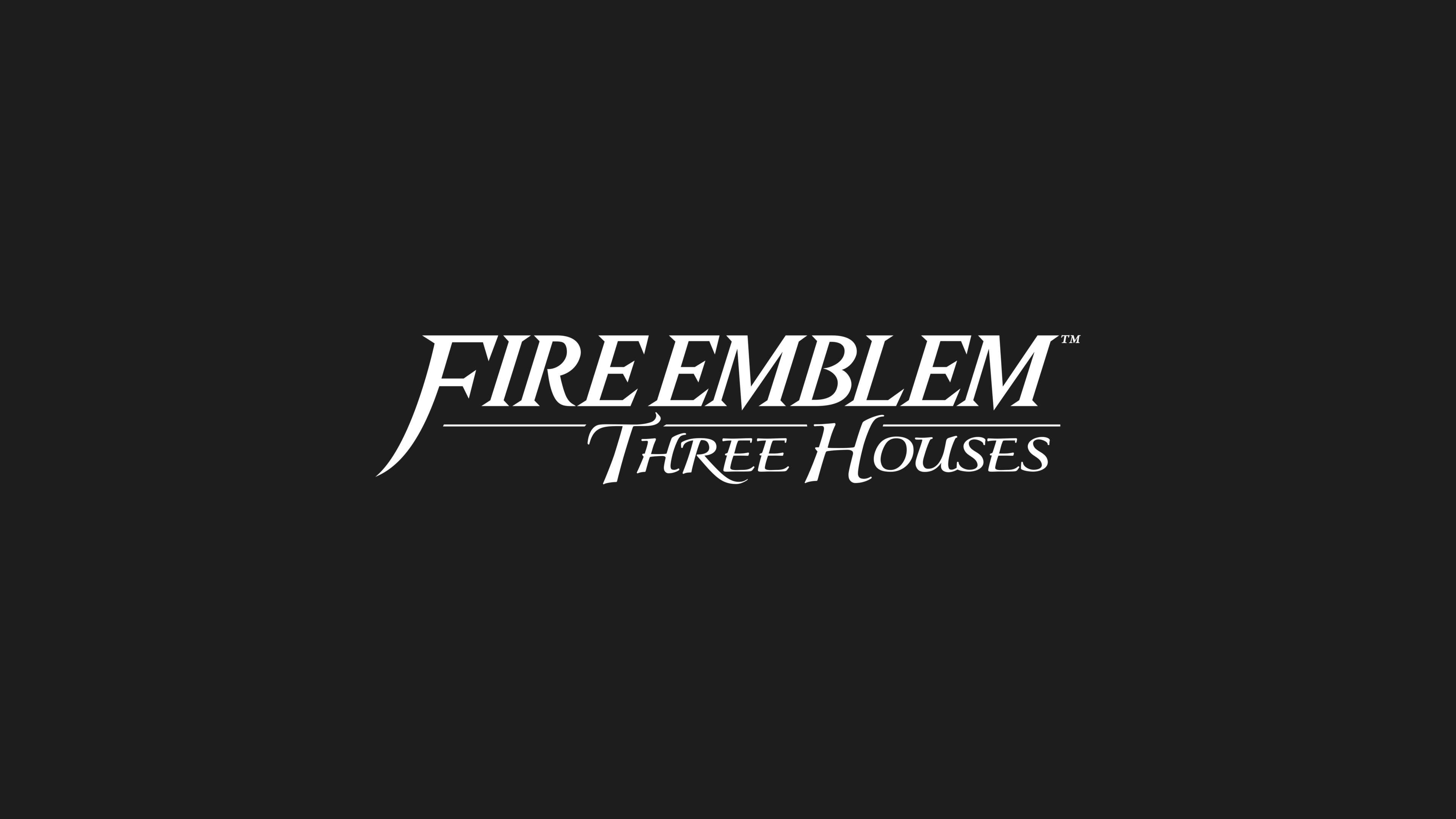Fondos de pantalla Logo Fire Emblem: Three Houses