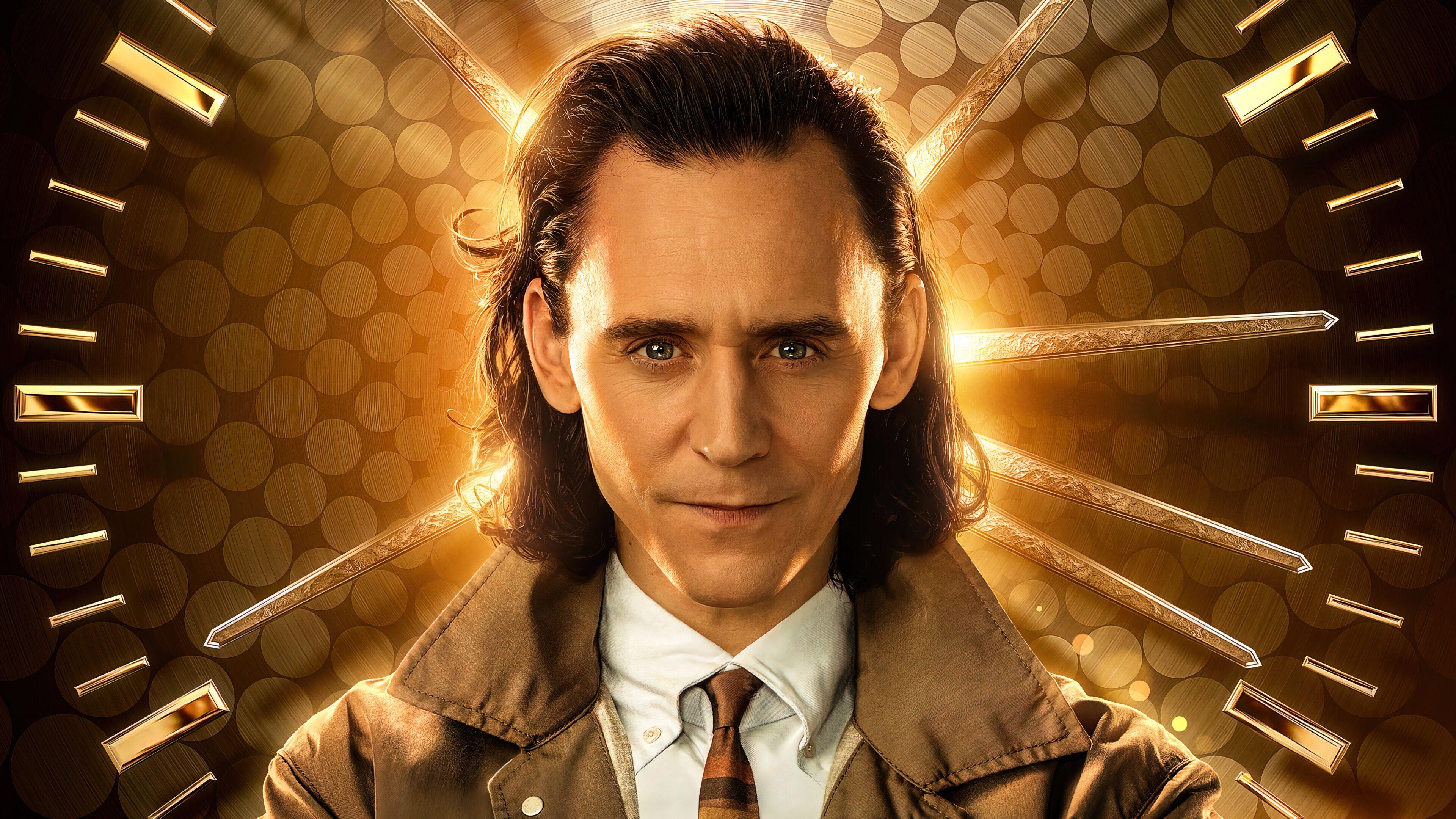 Wallpaper Loki Tom Hiddleston Loki Series