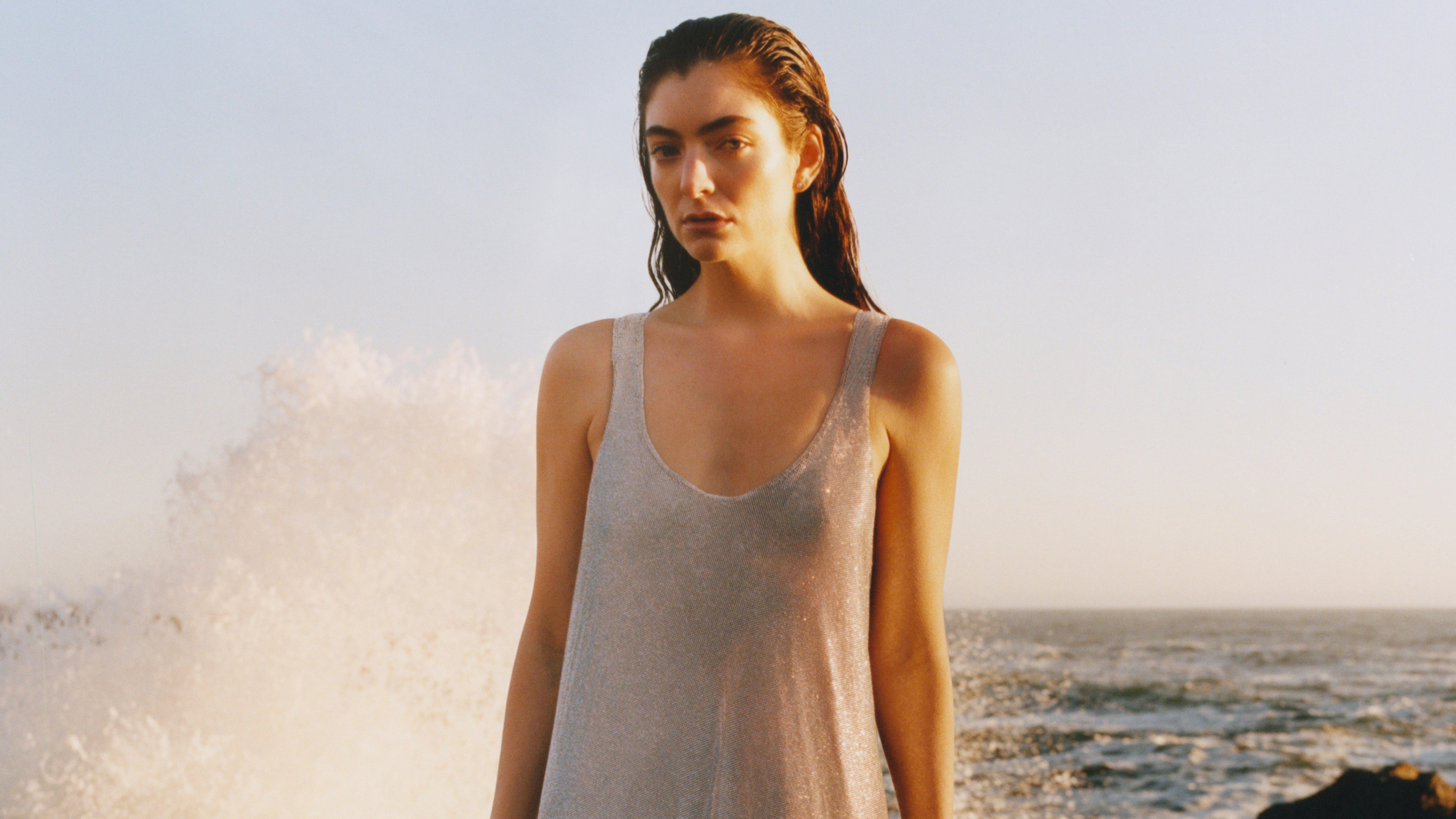 Fondos de pantalla Lorde para Vogue