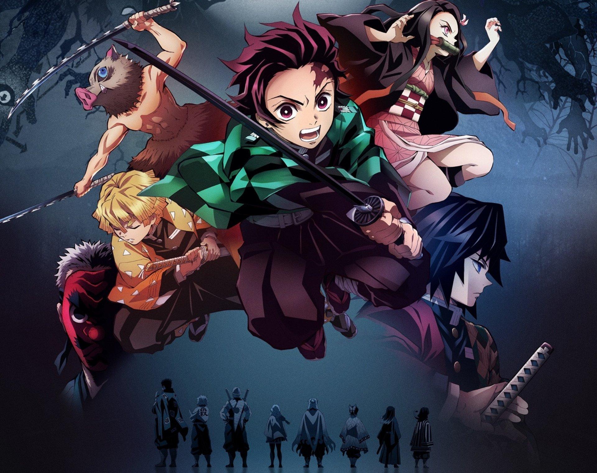 Fondos de pantalla Anime Los personajes de Guardianes de la Noche