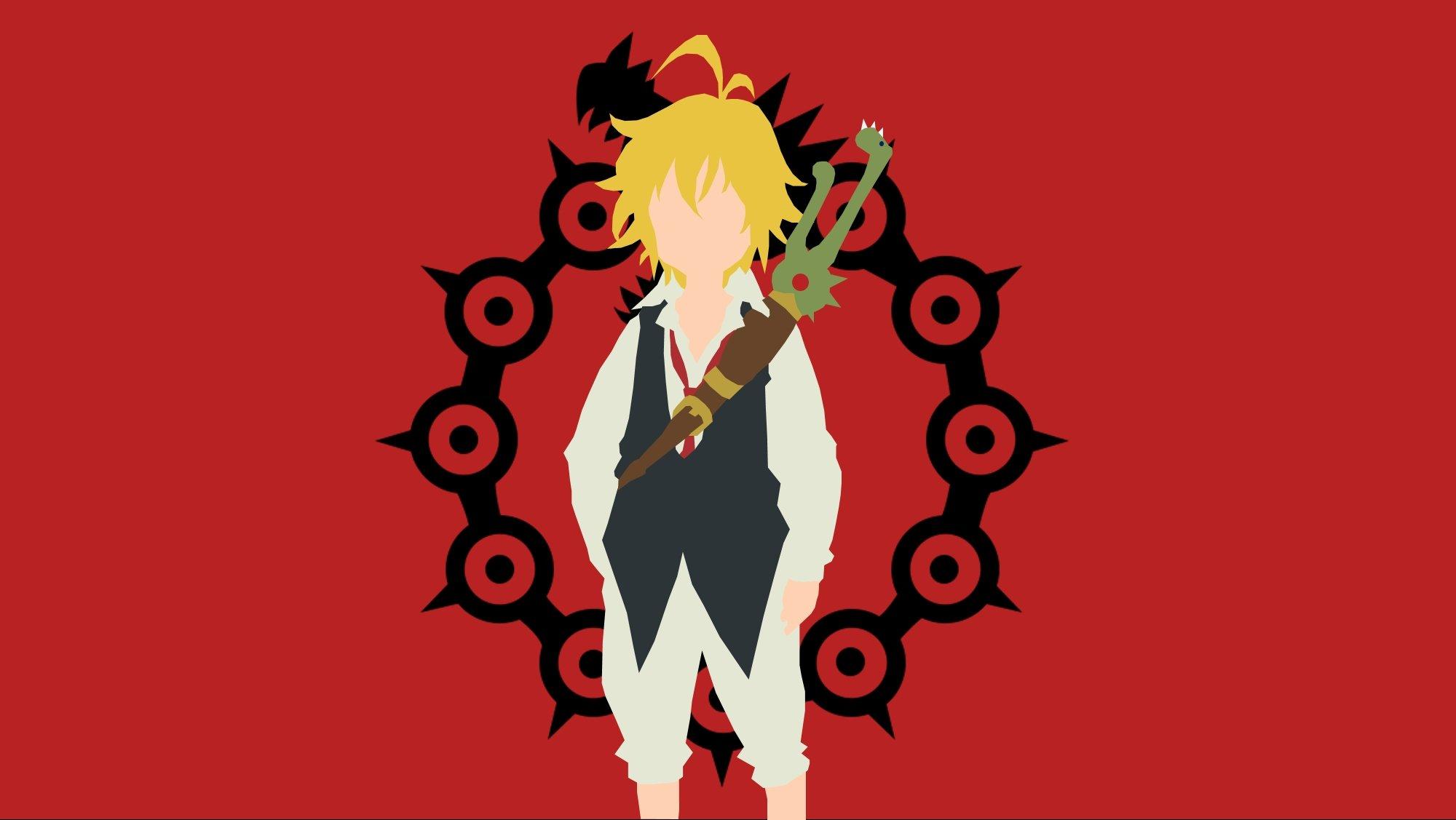 Fondos de pantalla Anime Los siete pecados capitales Artwork