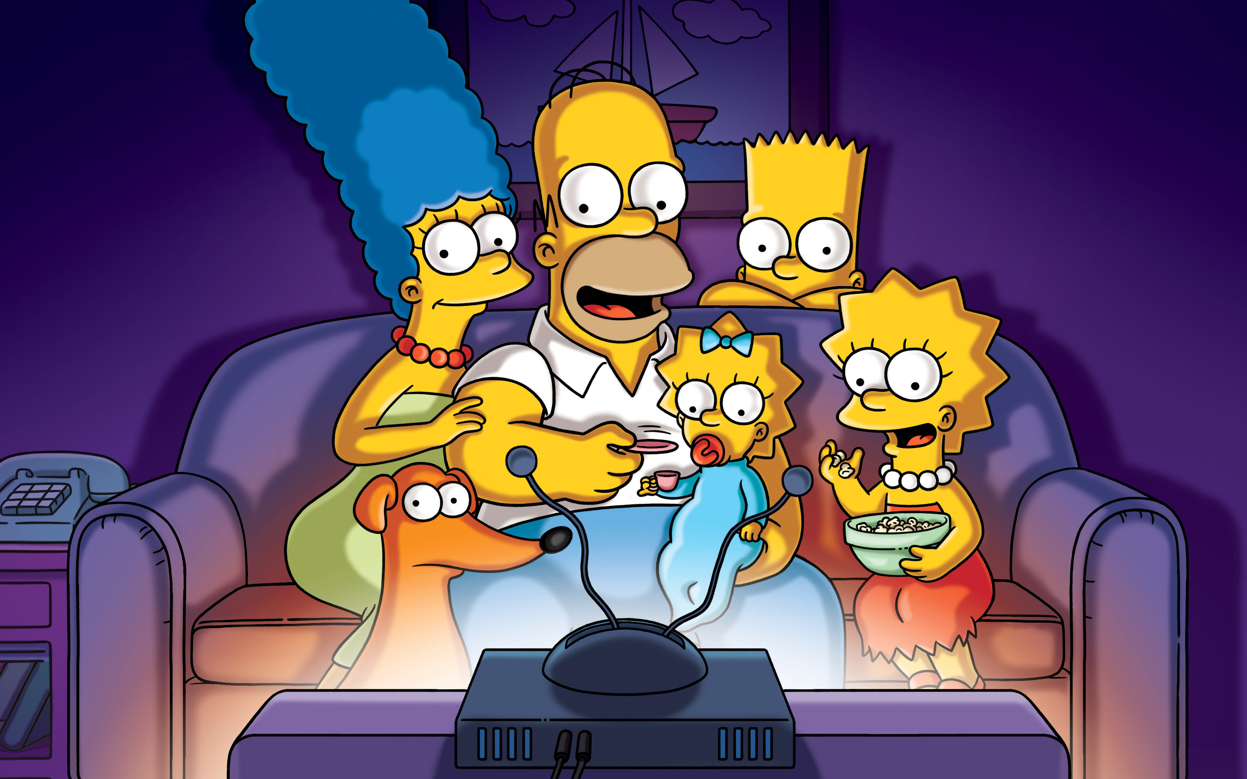 The Simpsons Wallpaper ID:3450