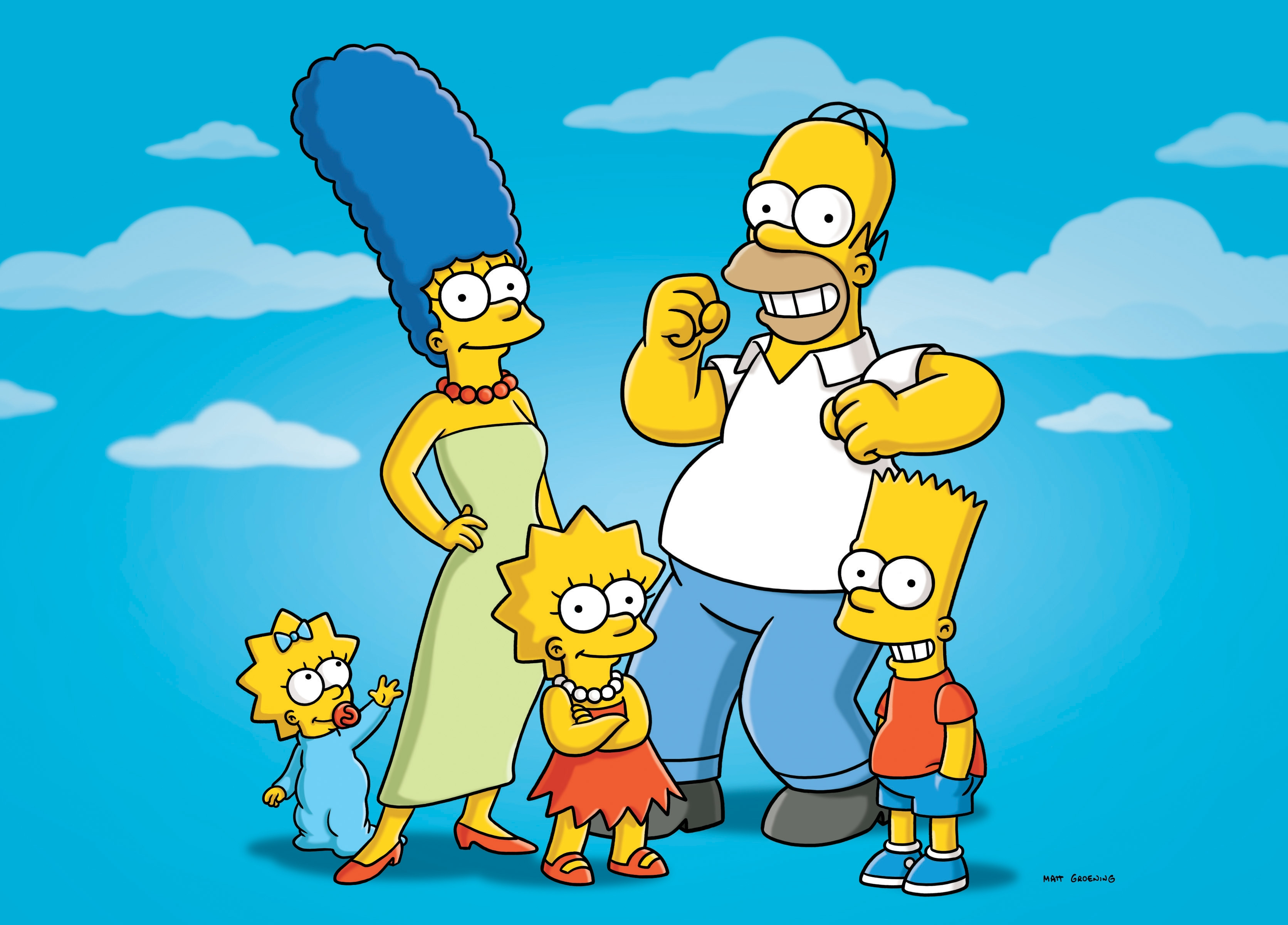 The Simpsons Wallpaper ID:3463