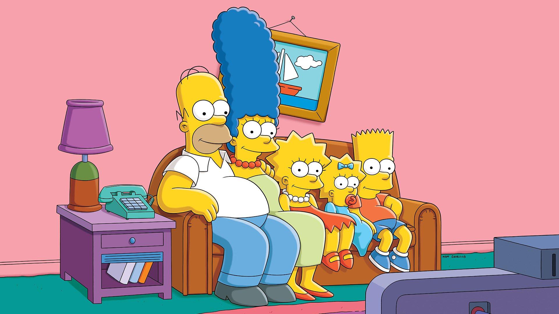 Fondos de pantalla Los Simpsons Original
