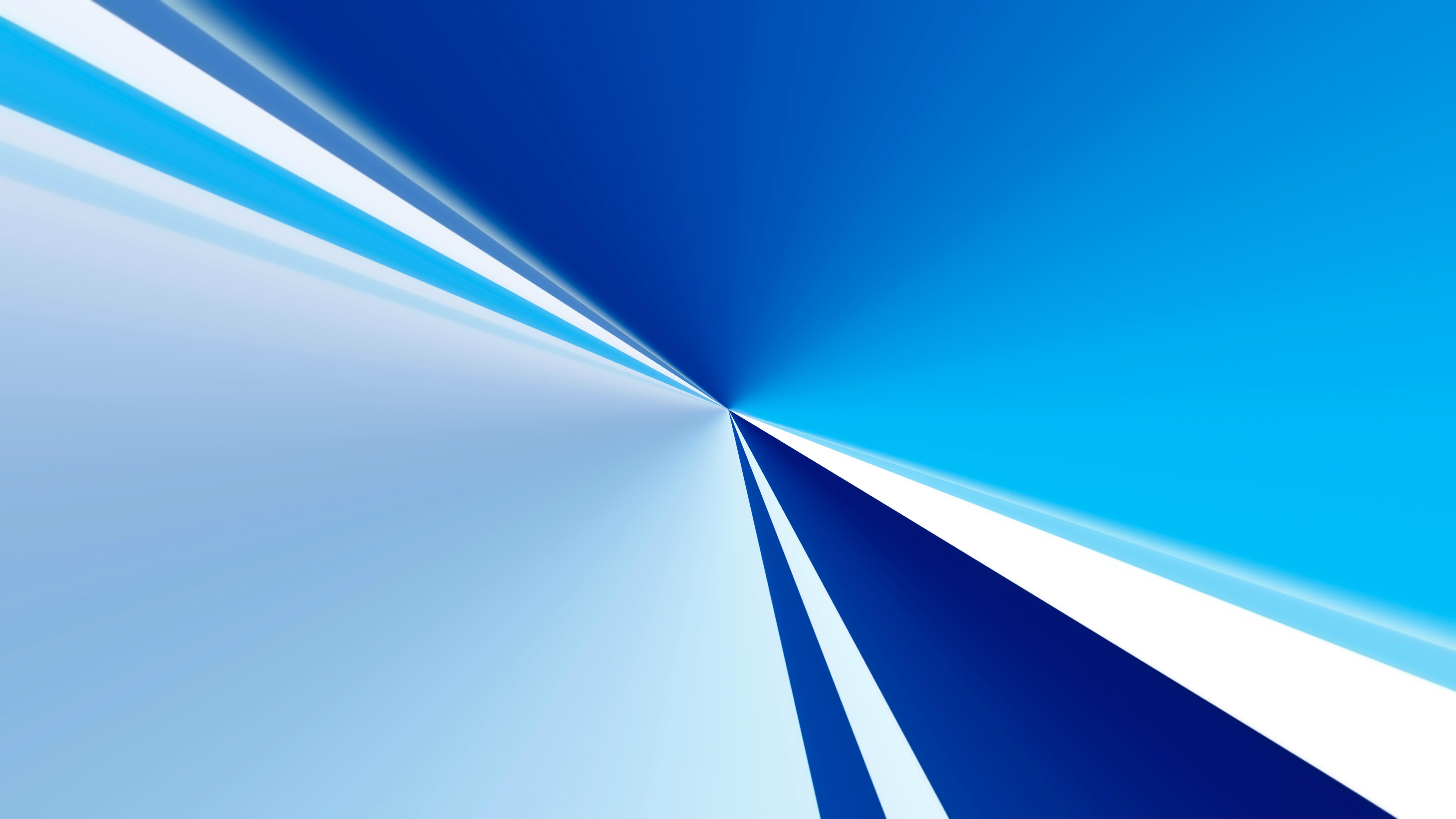 Fondos de pantalla Luces azules en figuras geometricas
