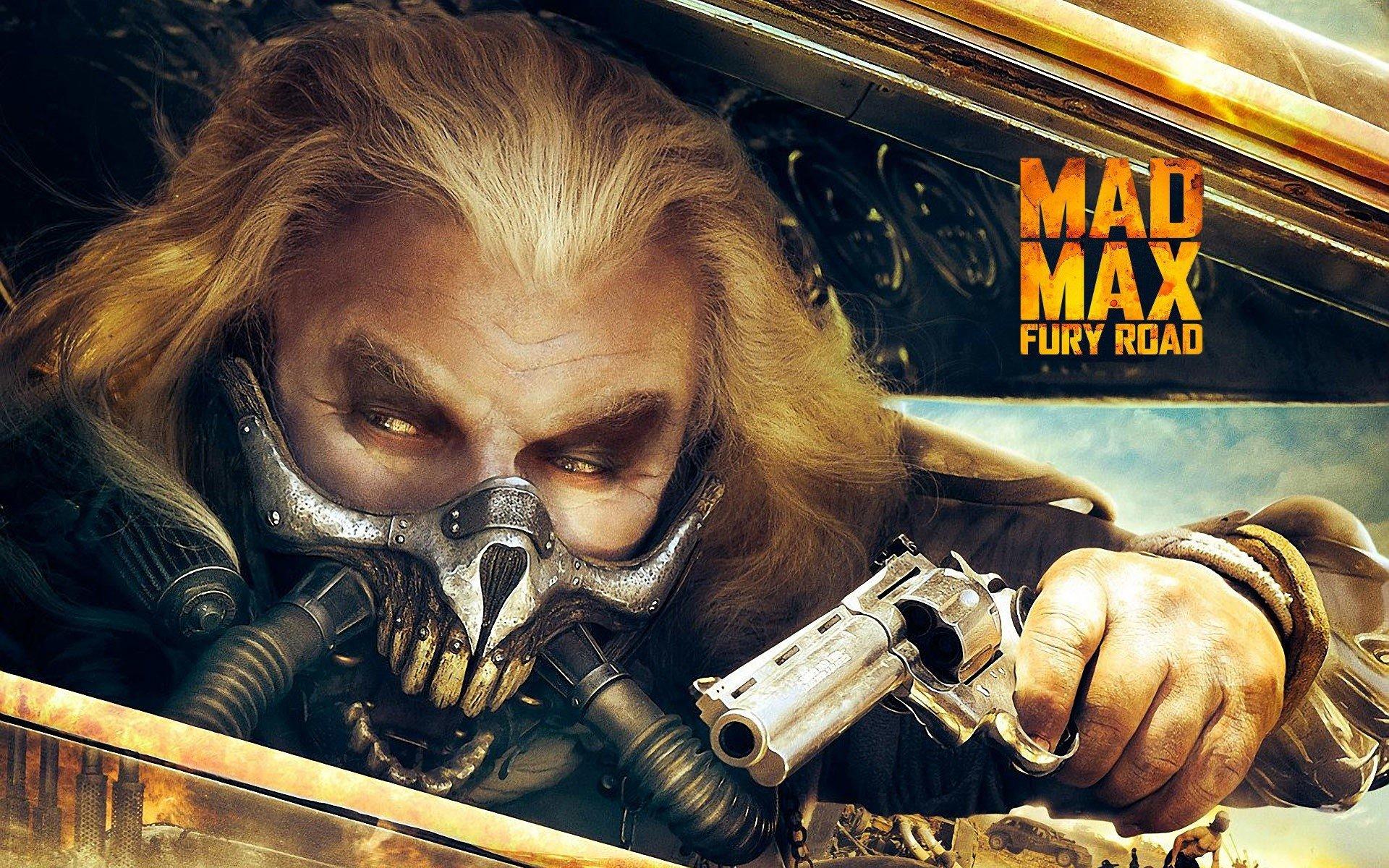 Wallpaper Mad Max Fury Road Immortan Joe
