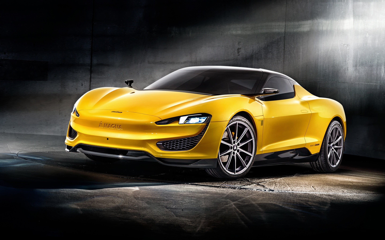 Fondo de pantalla de Magna Steyr Mila Plus Hybrid Concept Imágenes