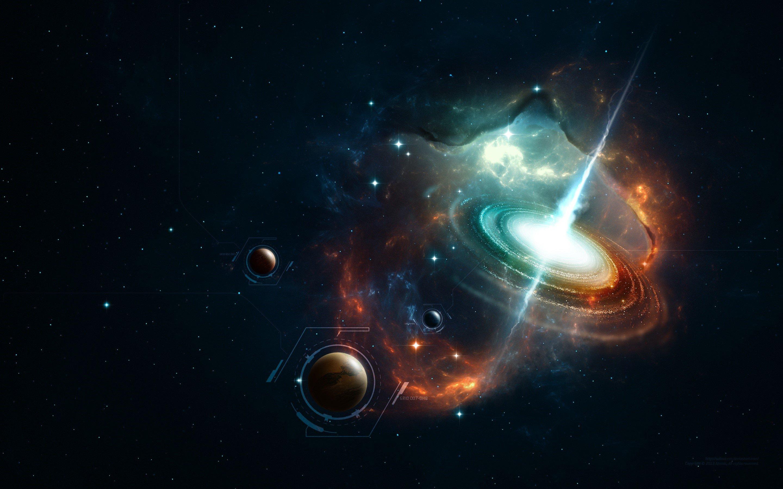 Fondos de pantalla Maravilloso universo