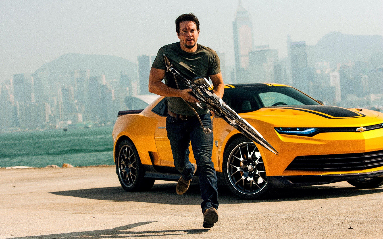 Fondos de pantalla Mark wahlberg en Transformers 4