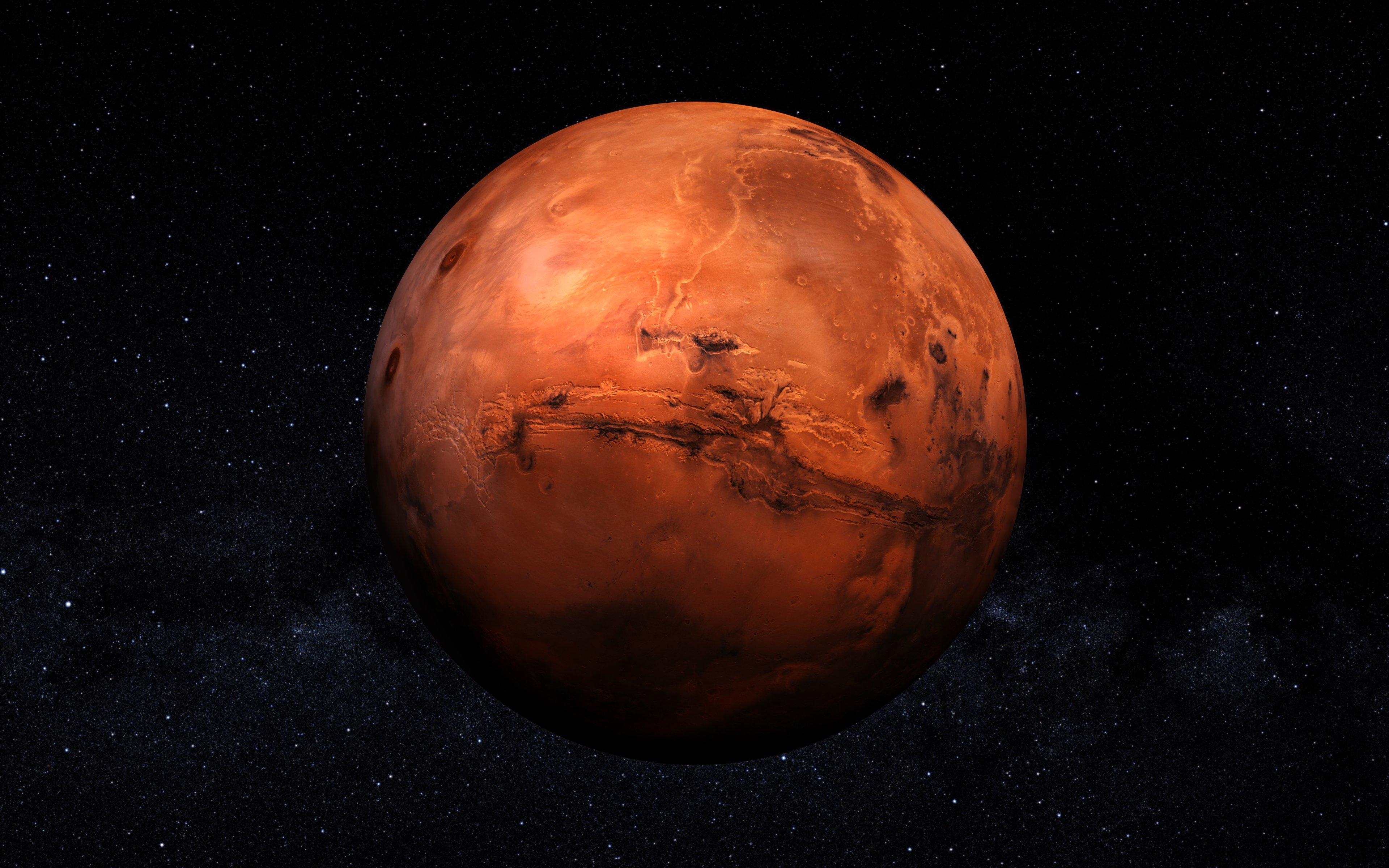 Fondos de pantalla Marte