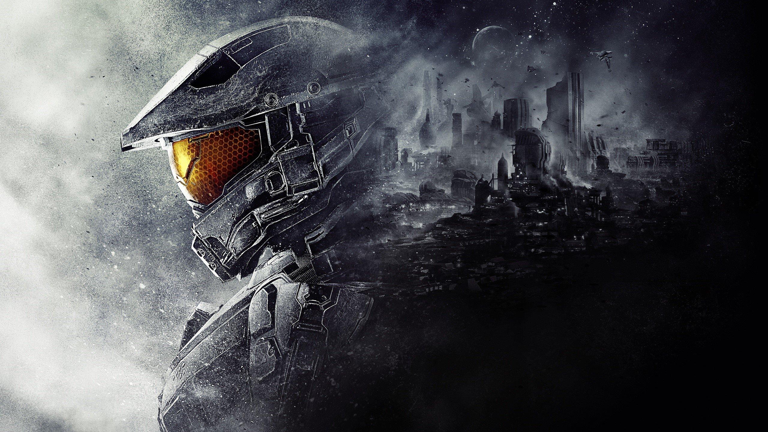 Fondo de pantalla de Master Chief en Halo 5 Guardians Imágenes