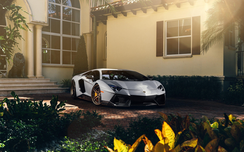 Fondo de pantalla de Matte Lamborghini Aventador Imágenes
