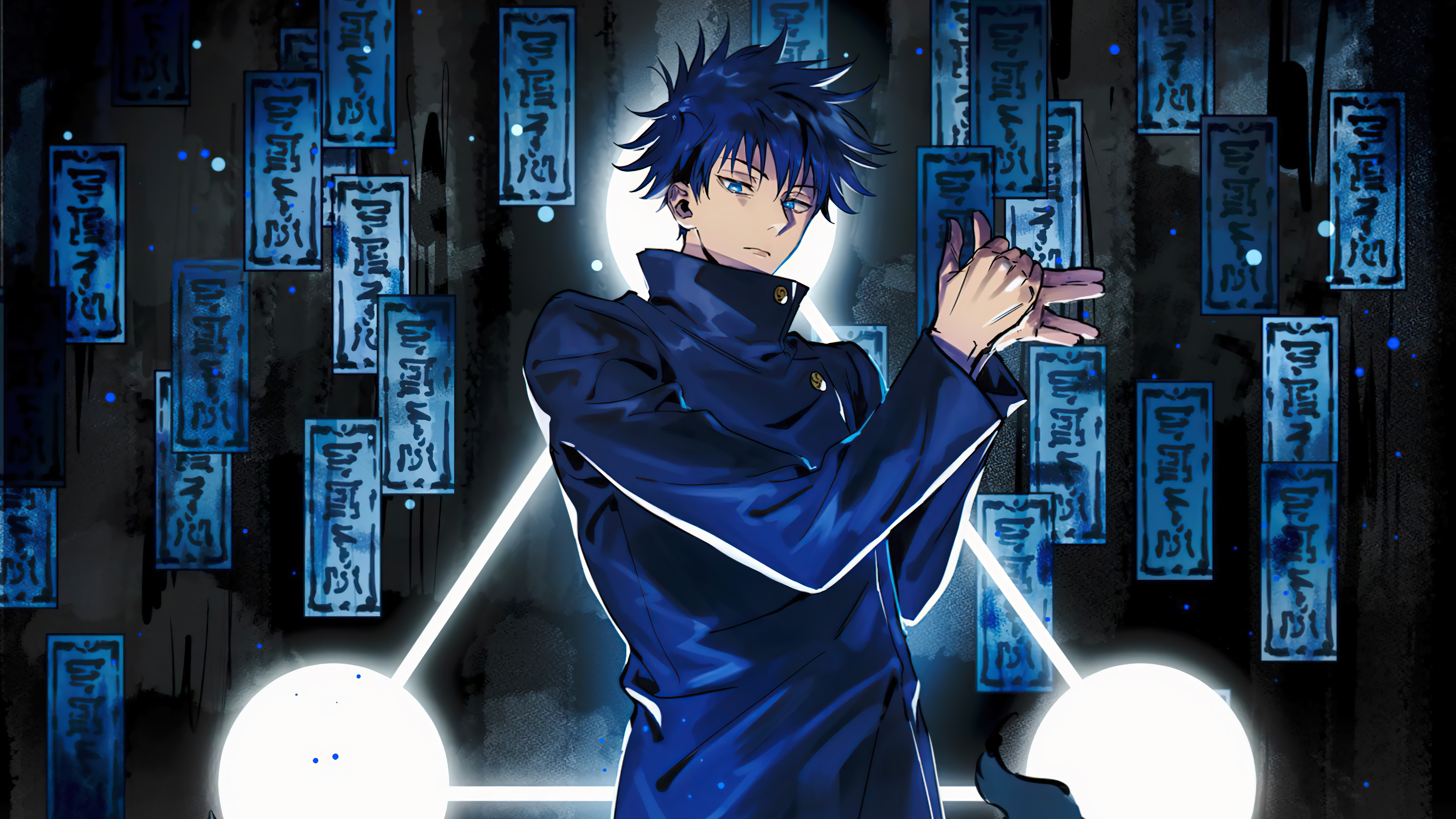 Fondos de pantalla Anime Megumi Fushiguro de Jujutsu Kaisen