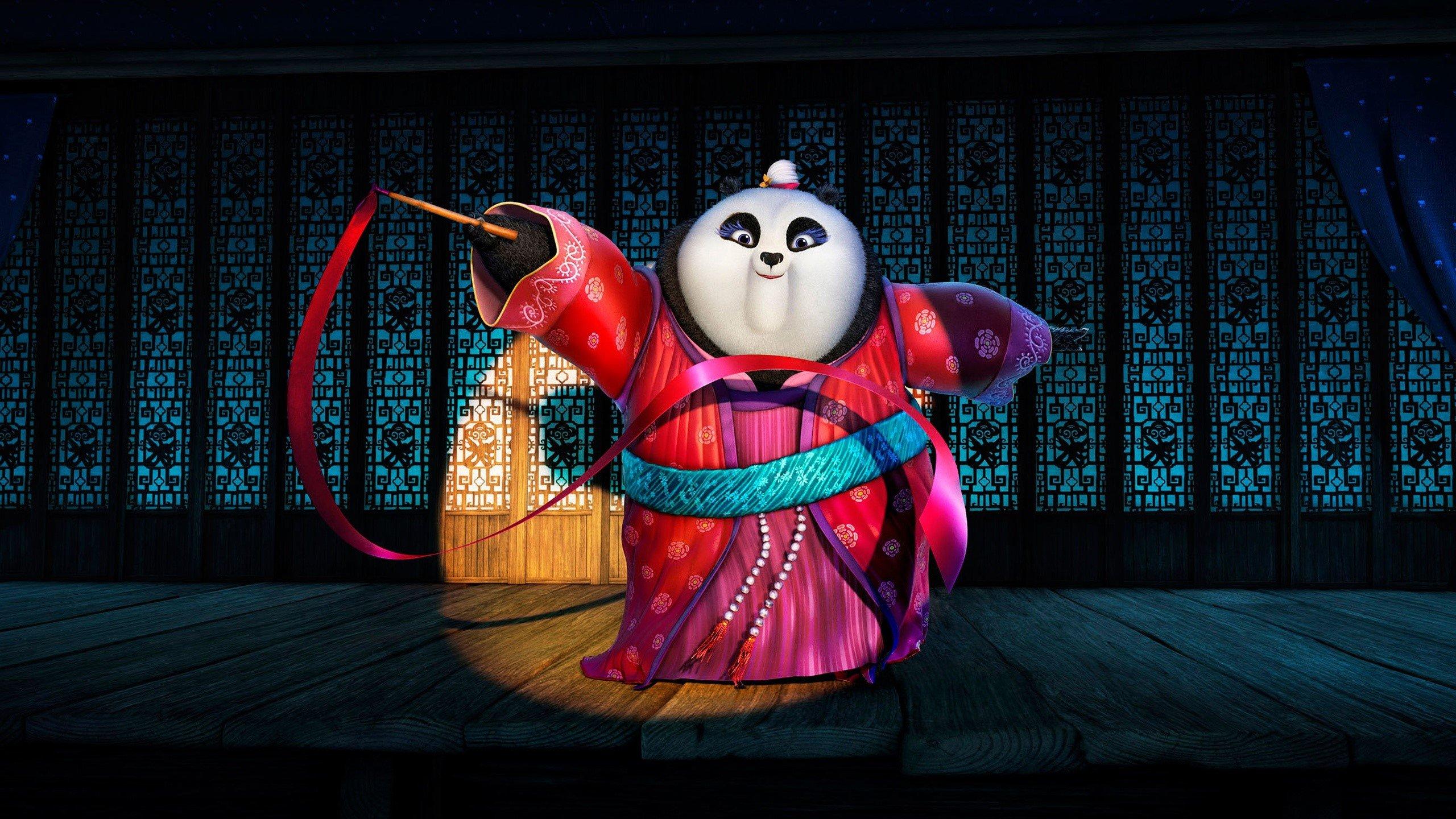 Wallpaper Mei Mei from Kung fu panda 3