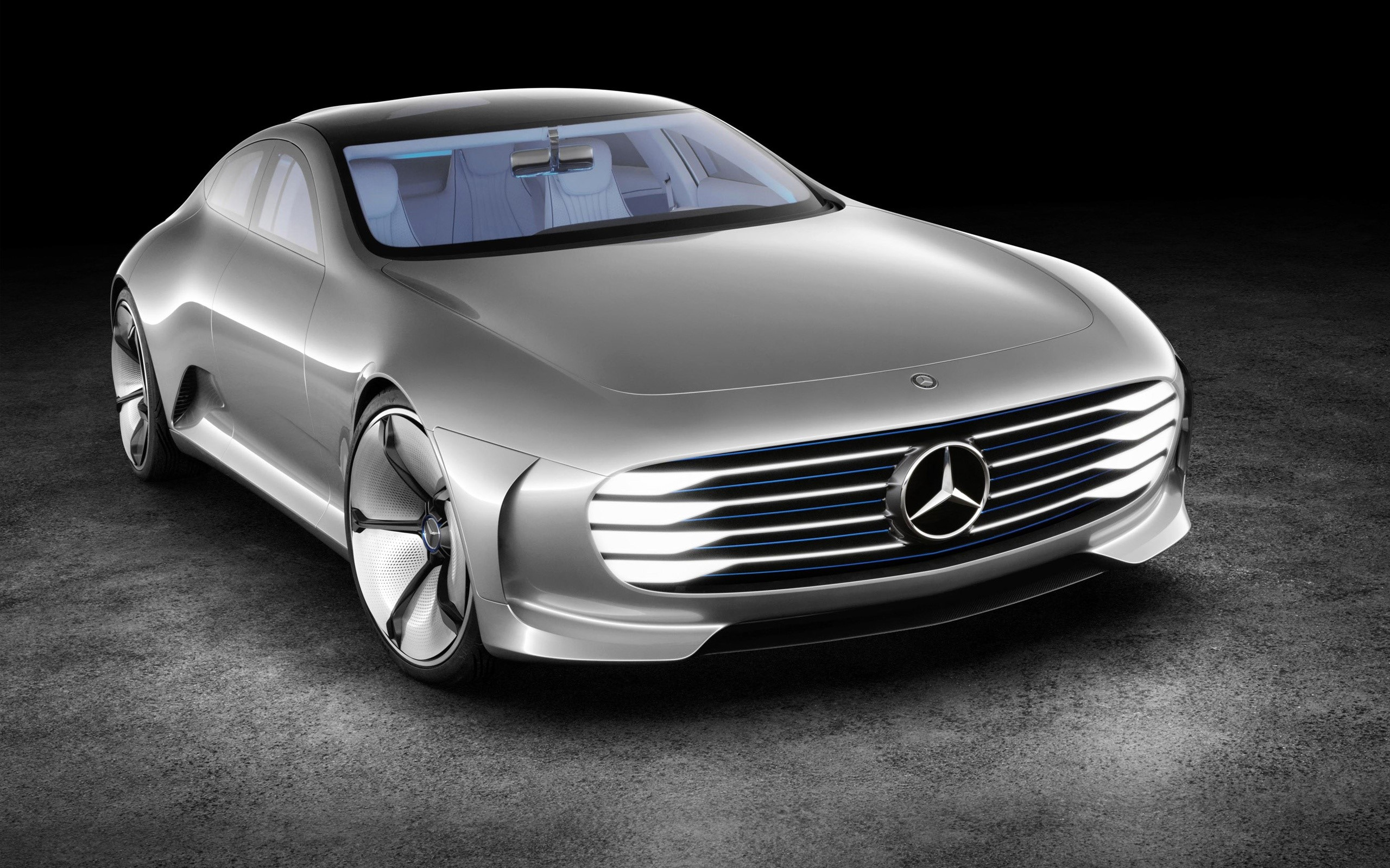 Wallpaper Mercedes Benz Concept IAA