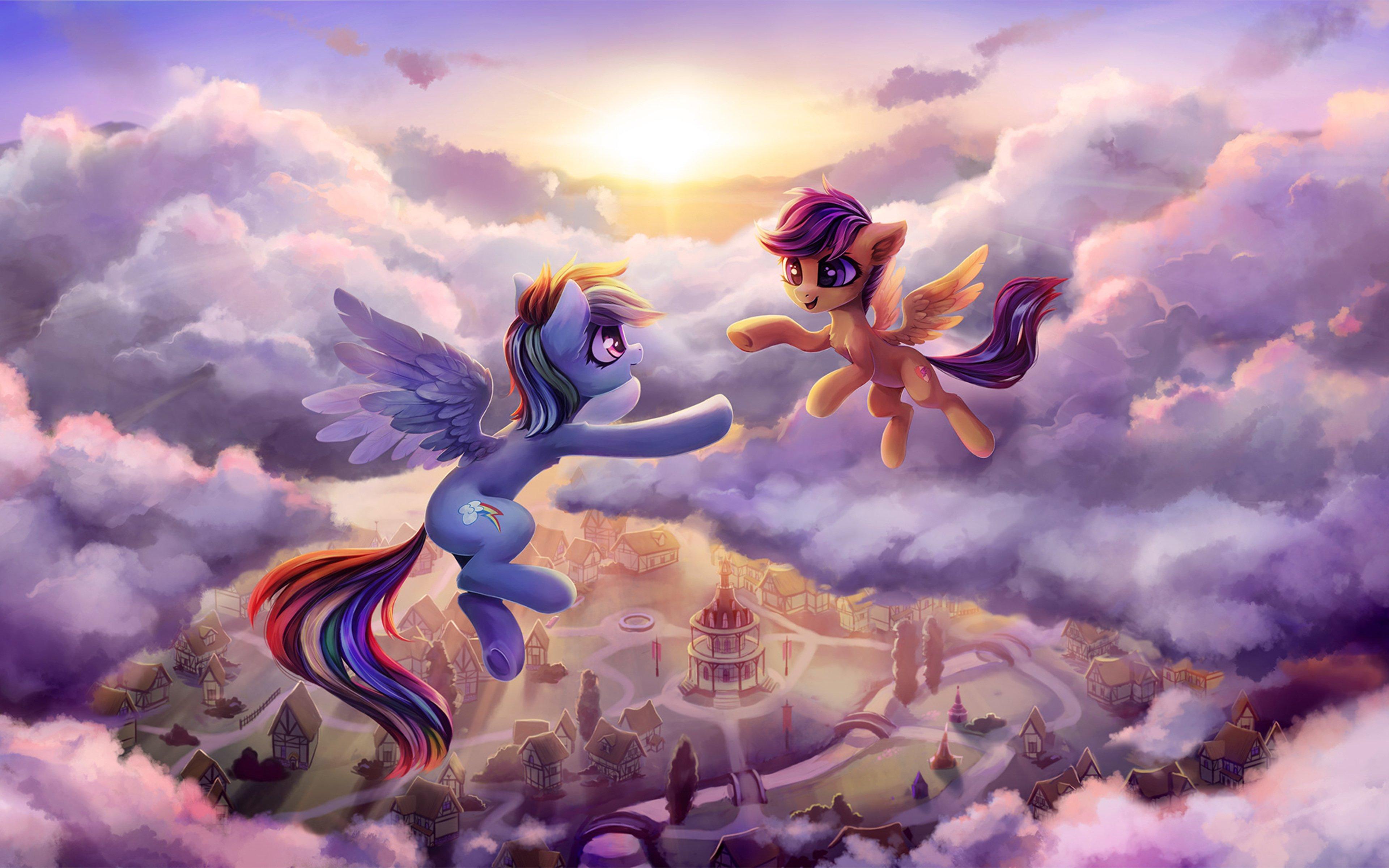 Fondos de pantalla Mi pequeño Pony