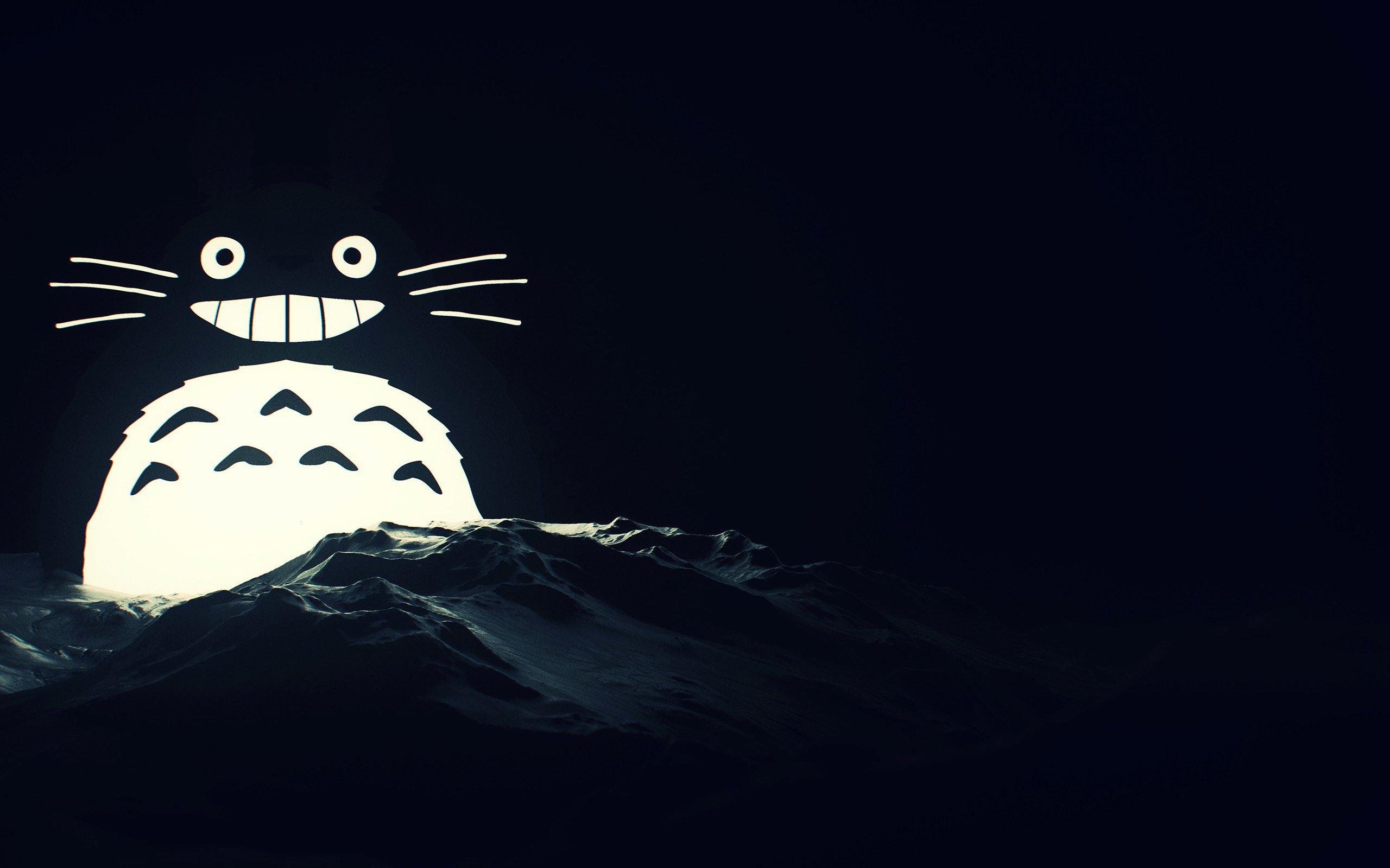 Fondos de pantalla Mi vecino Totoro