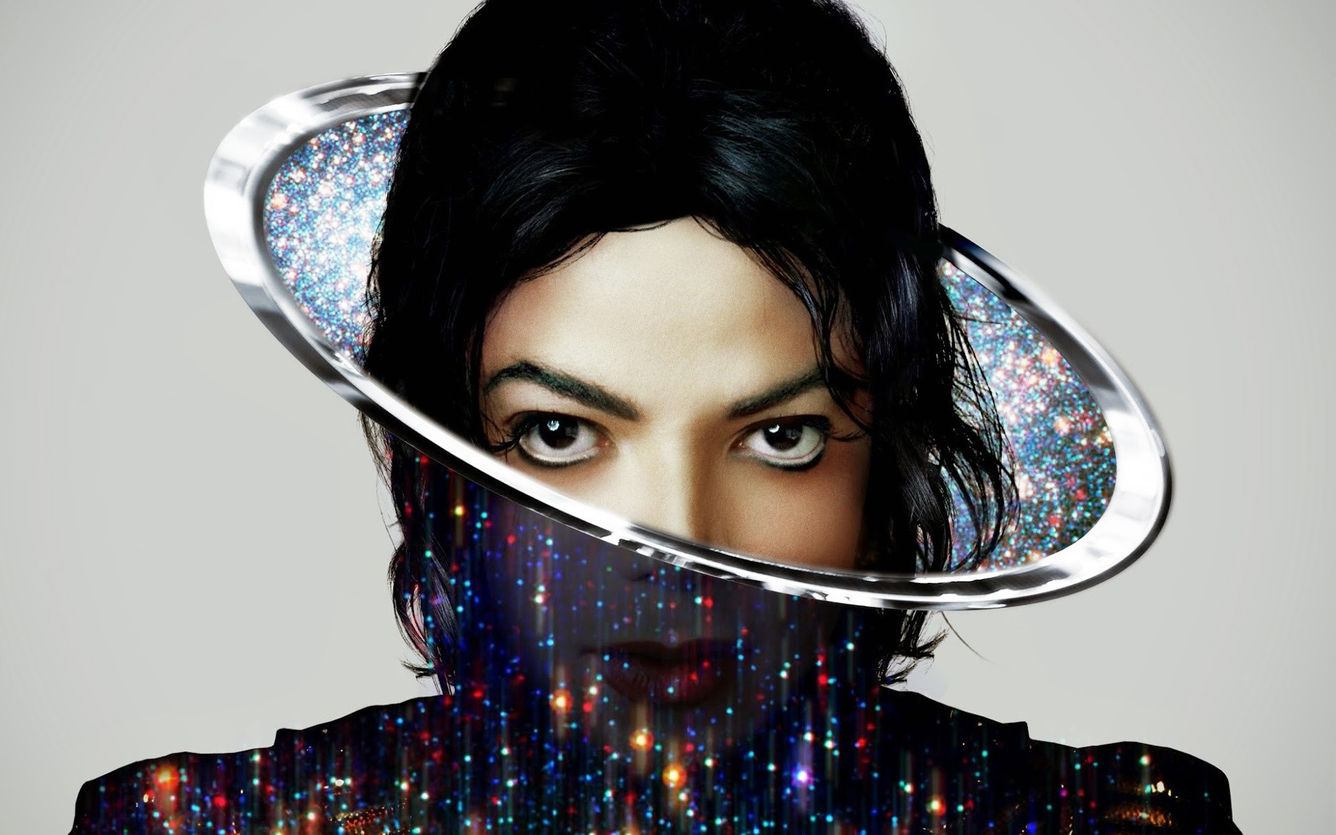 Wallpaper Michael Jackson for his album xscape