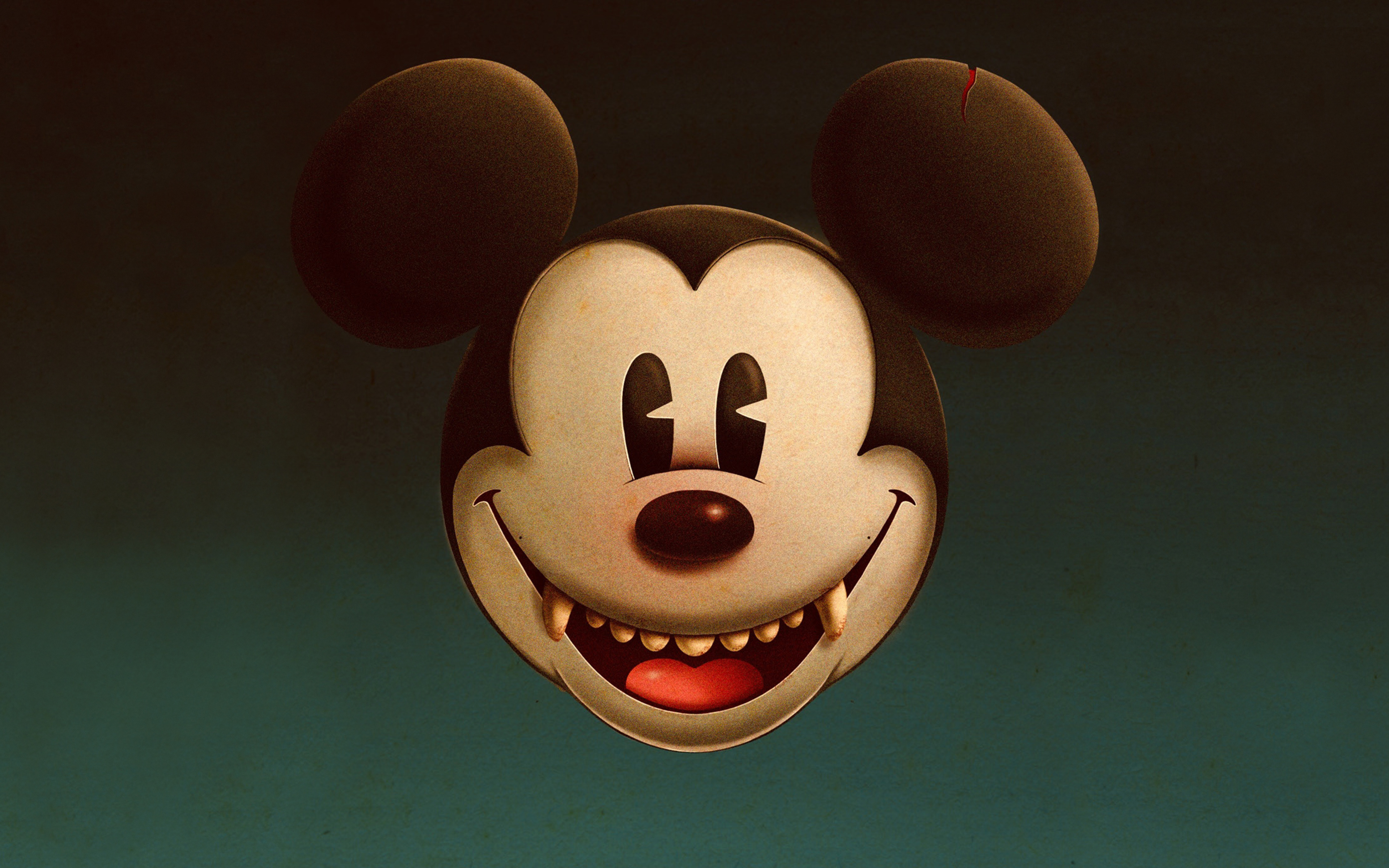 Fondos de pantalla Mickey Mouse Vampiro