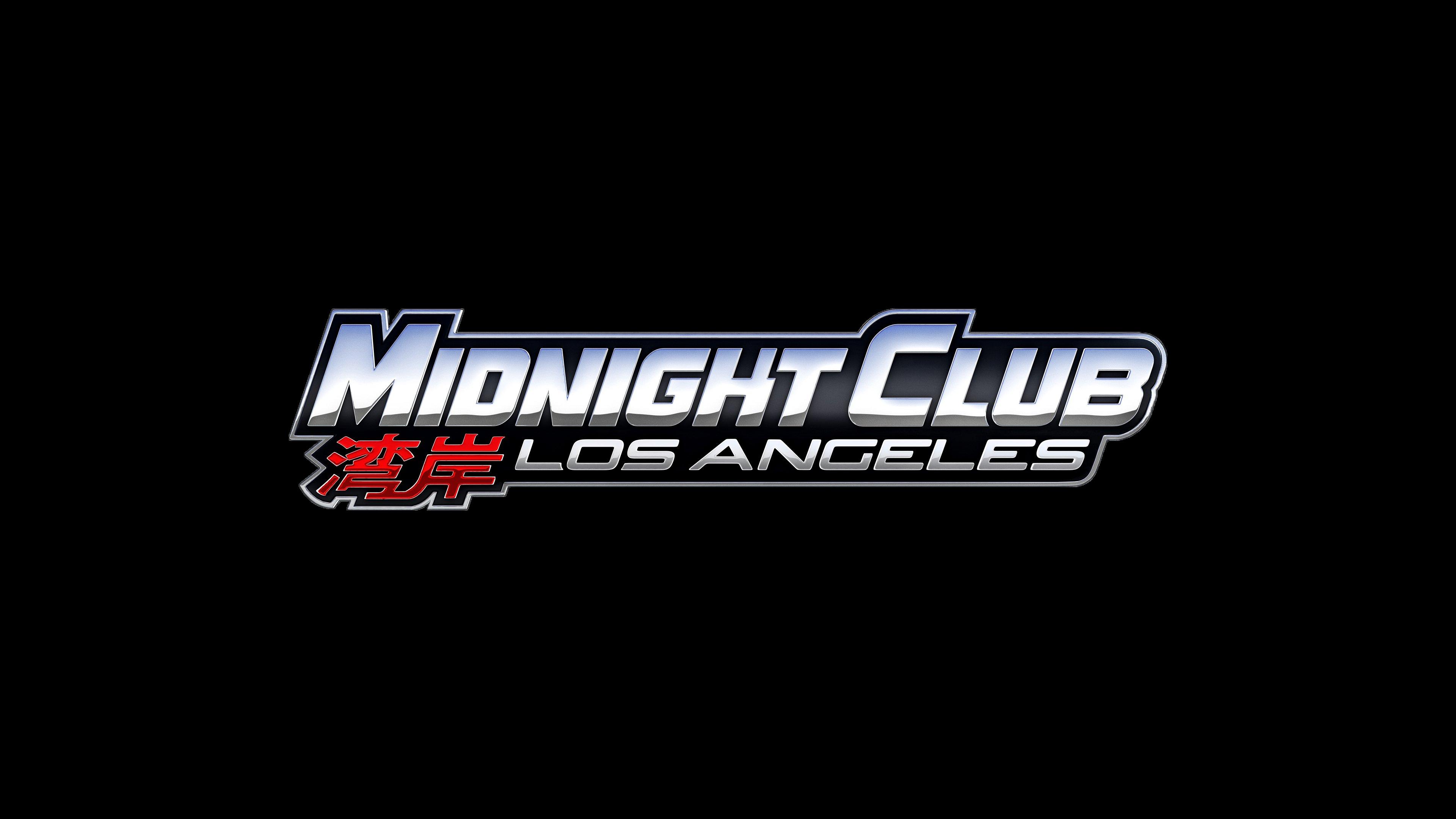 Fondos de pantalla Midnight Club Logo