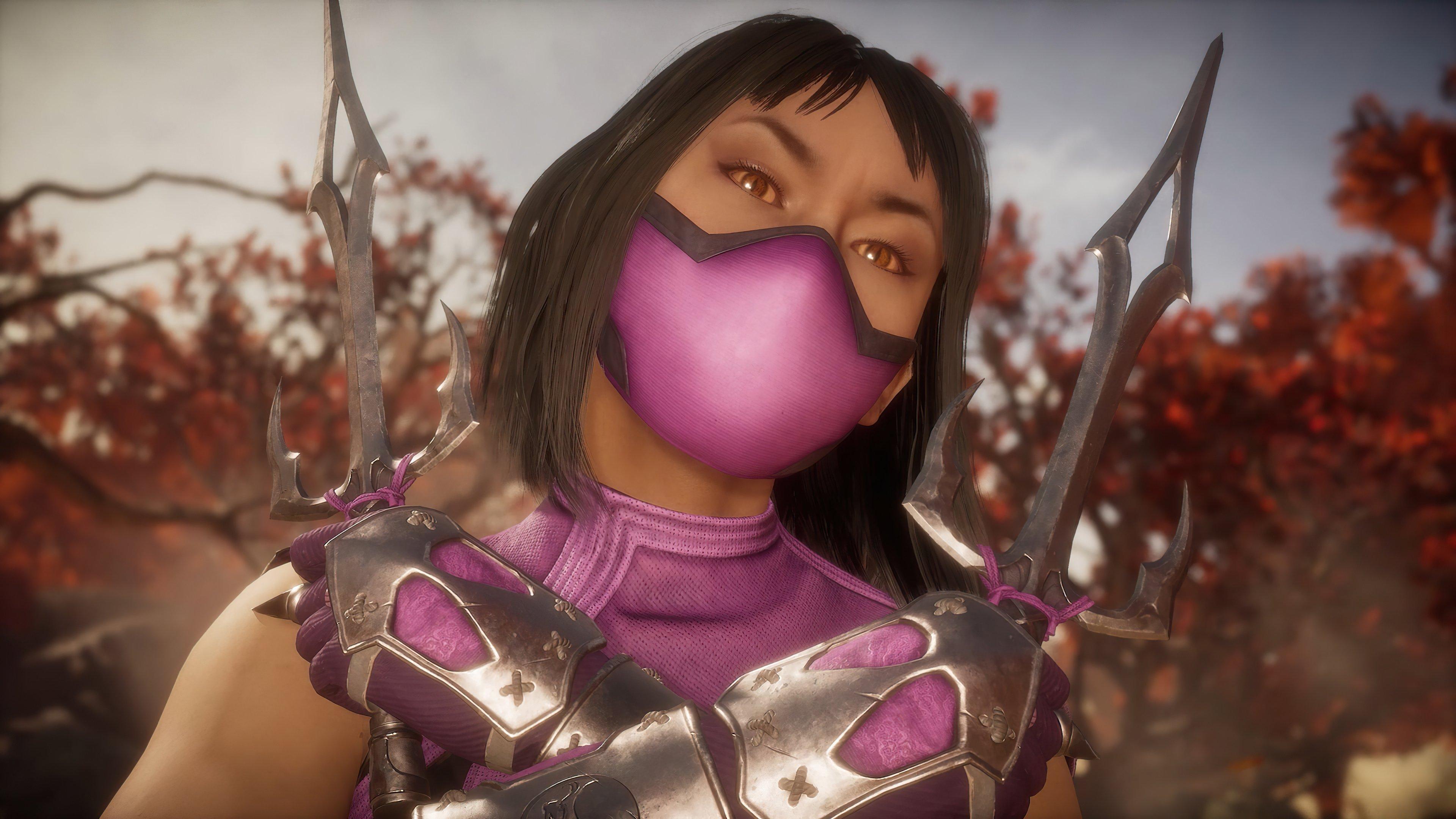 Fondos de pantalla Mileena de Mortal Kombat