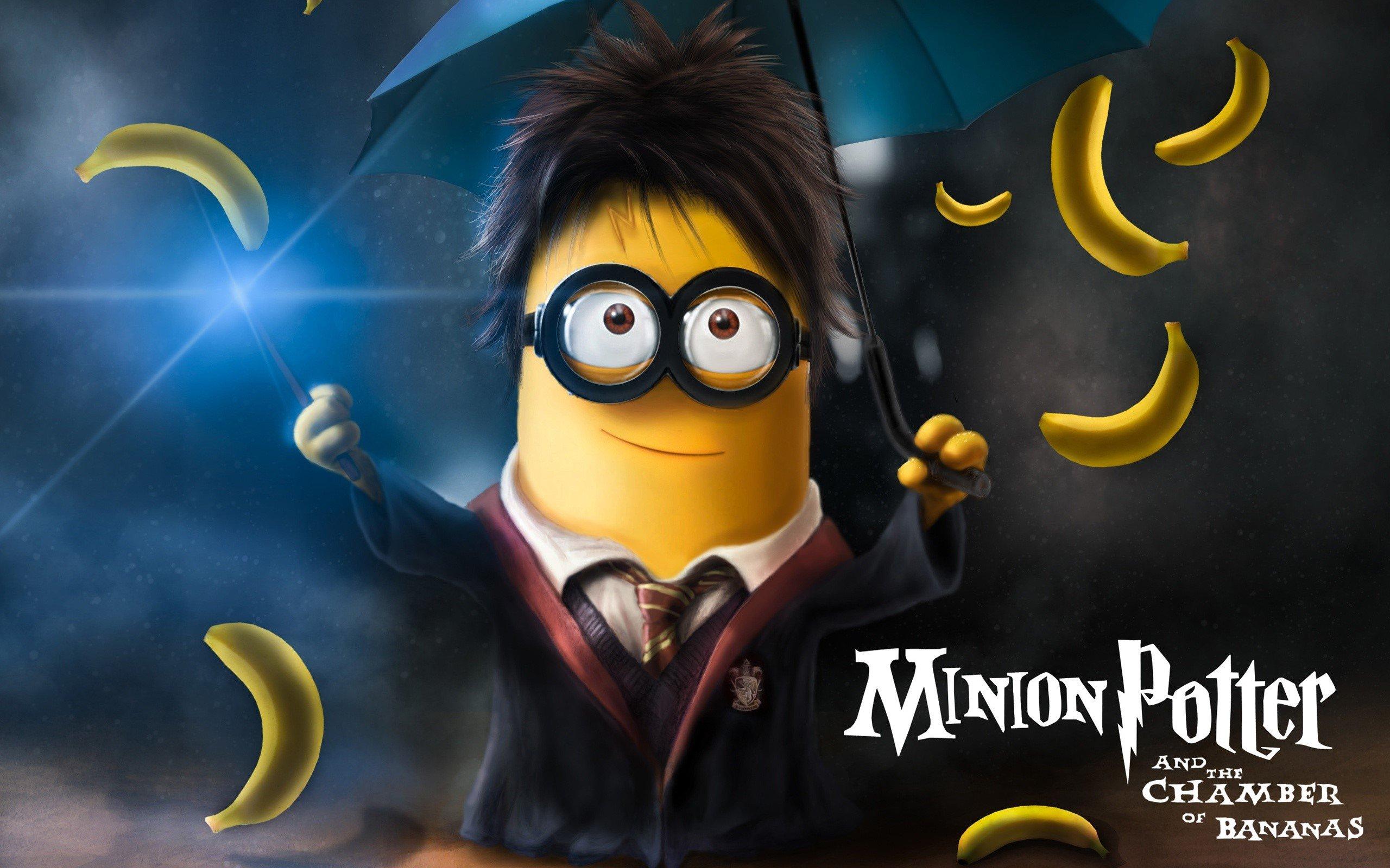 Fondo de pantalla de Minion Potter Imágenes