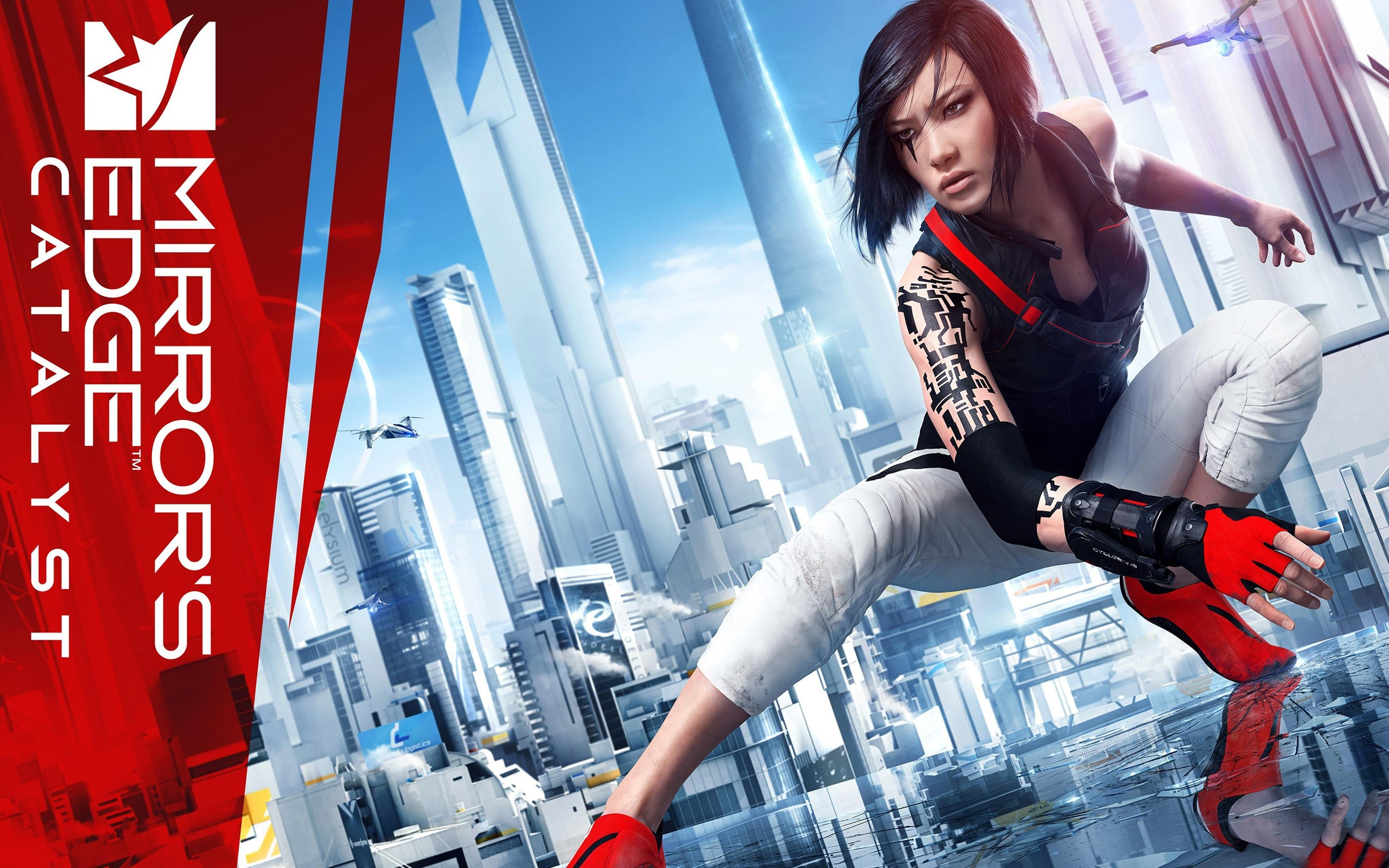 Fondos de pantalla Mirrors Edge Catalyst