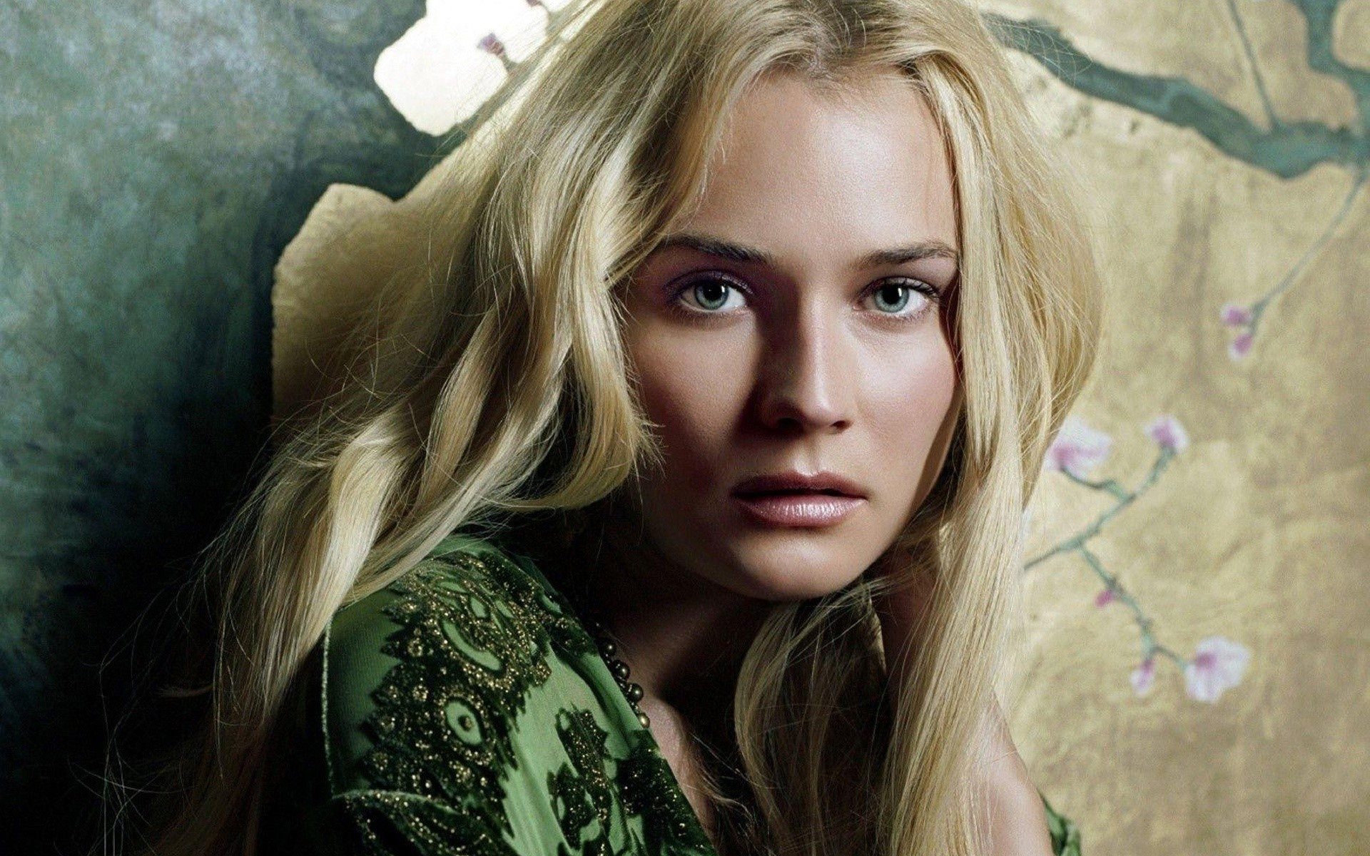 Wallpaper Model Diane Kruger